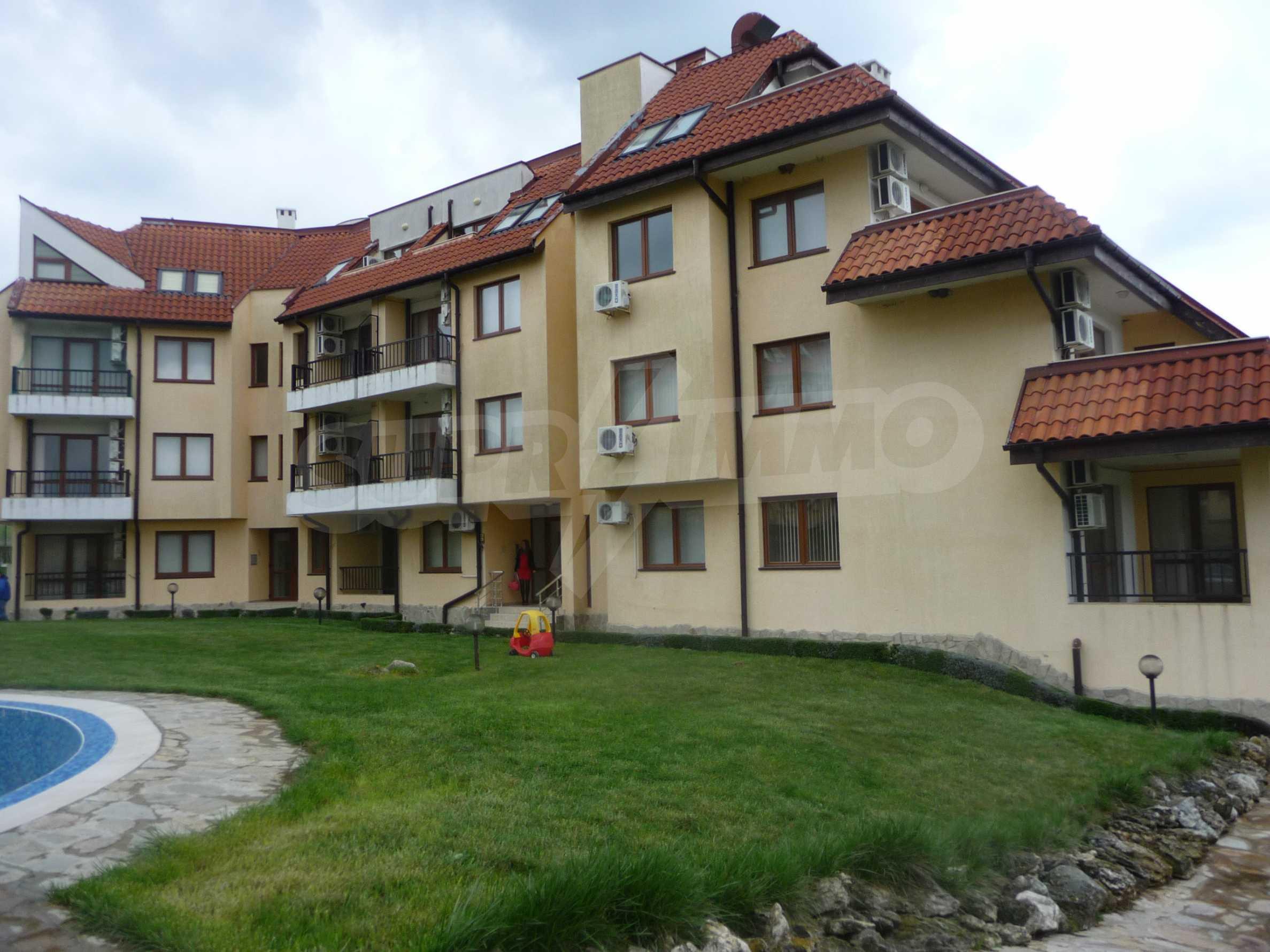Two bedroom apartment near Kamchiya 23