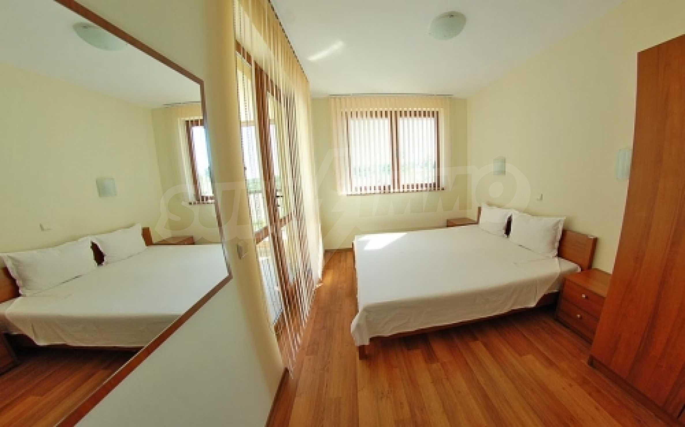 Two bedroom apartment near Kamchiya 4