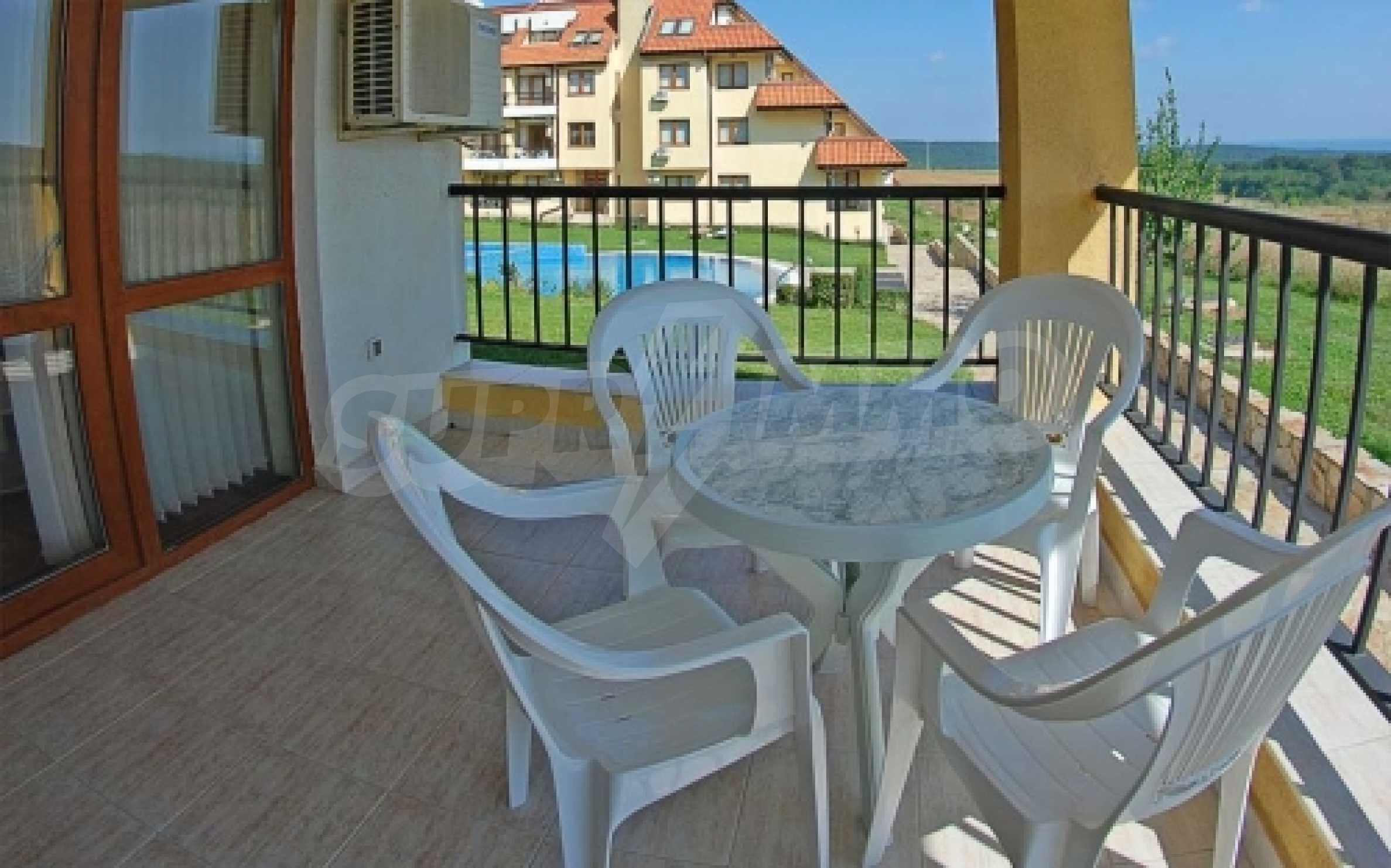 Two bedroom apartment near Kamchiya 6