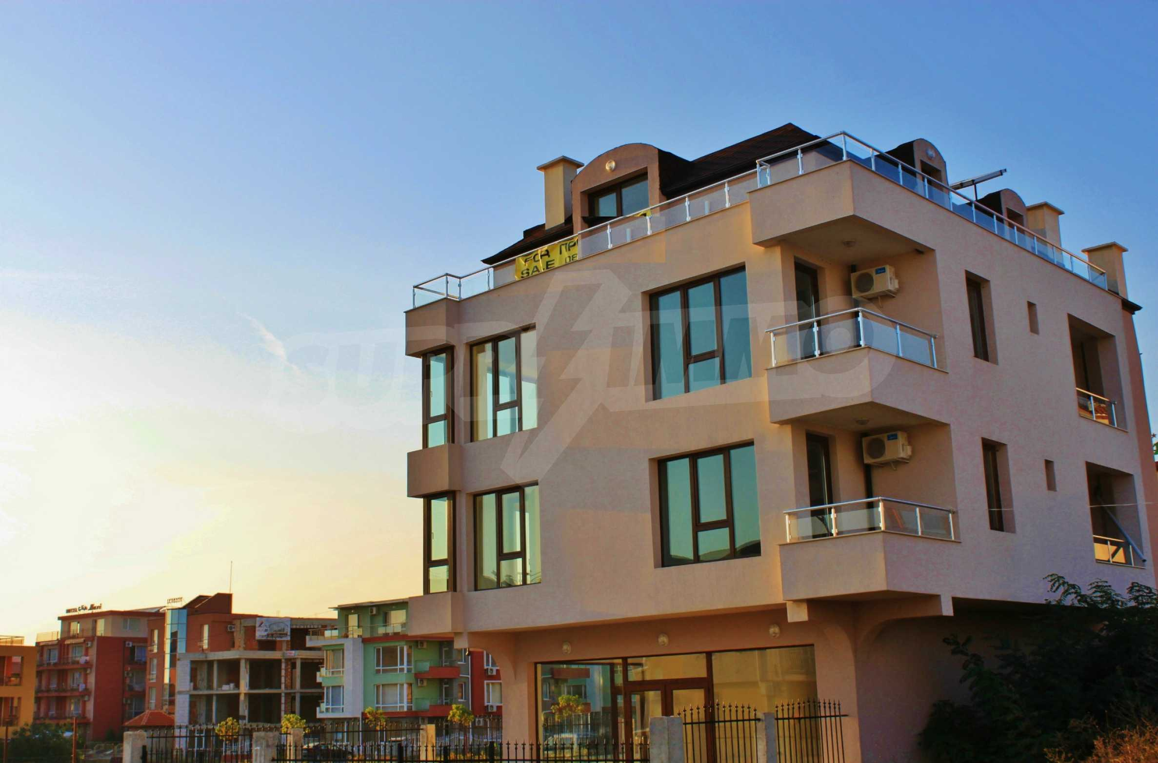 Hotel for sale in Nessebar