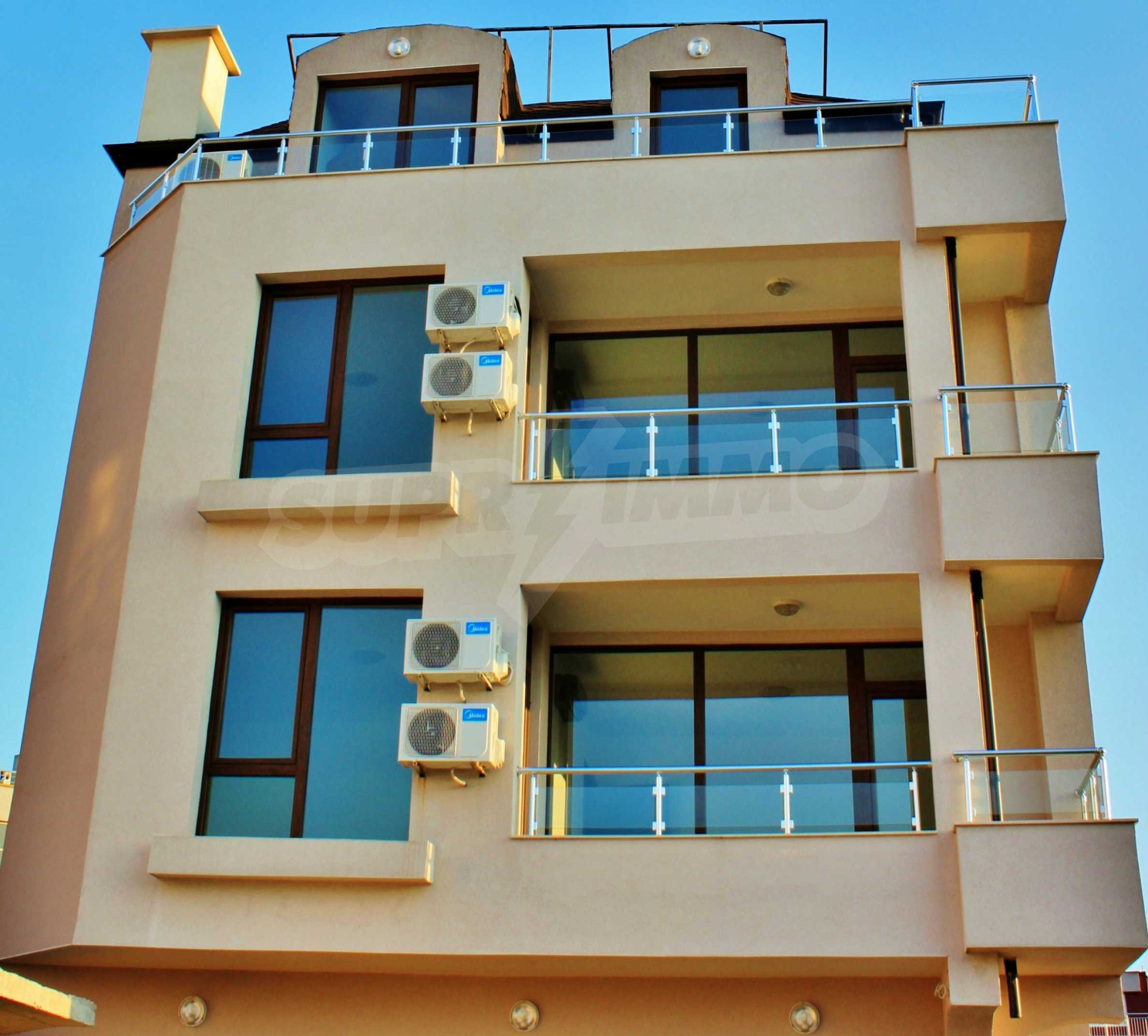 Hotel for sale in Nessebar 1