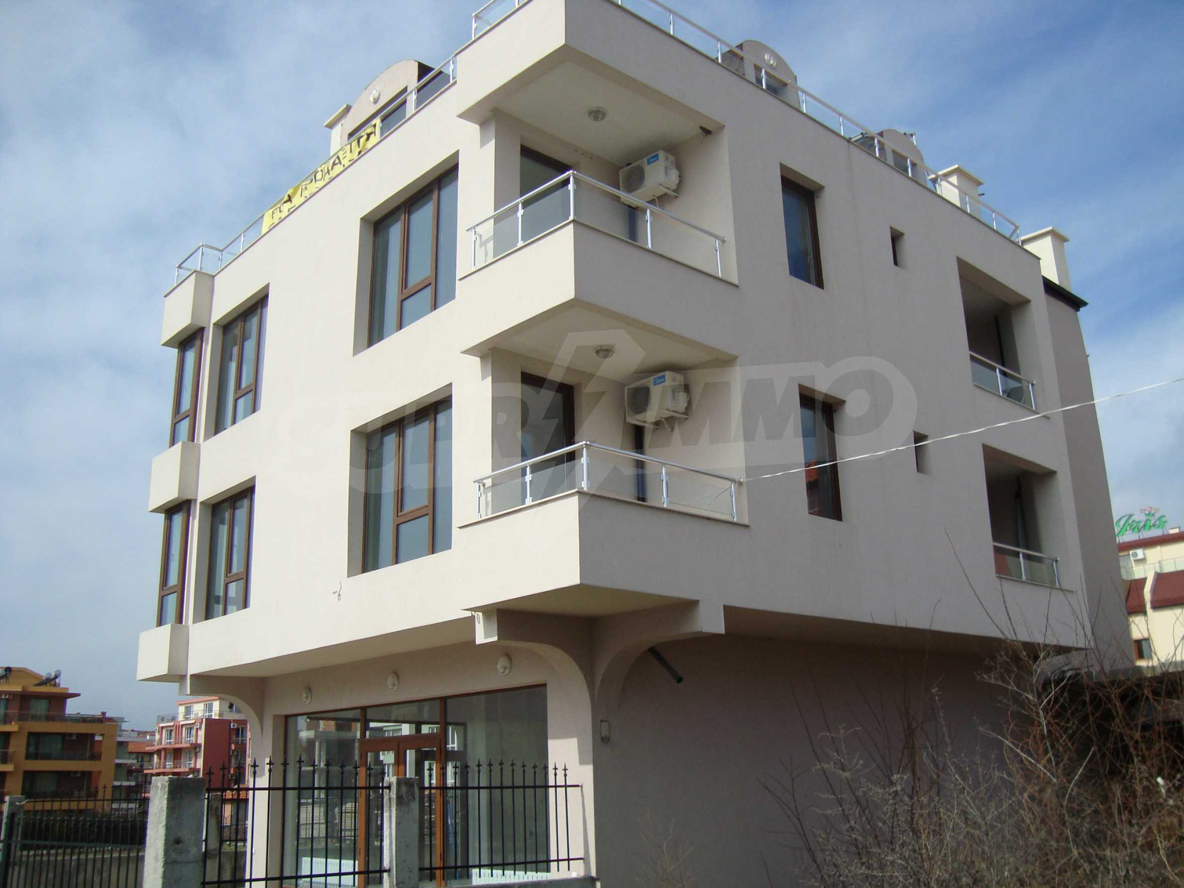 Hotel for sale in Nessebar 2