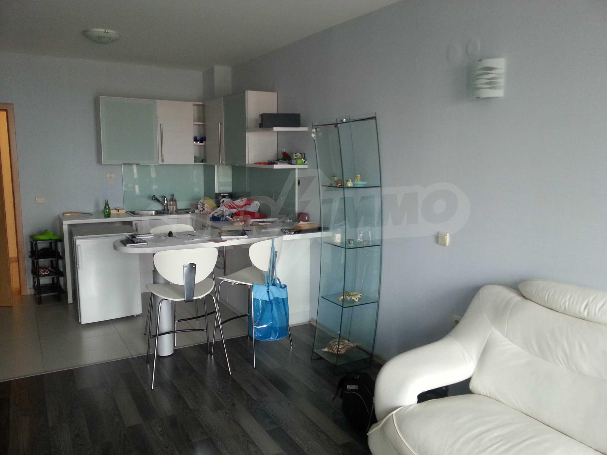 One-bedroom apartment in Golden Dunes in Sunny Beach