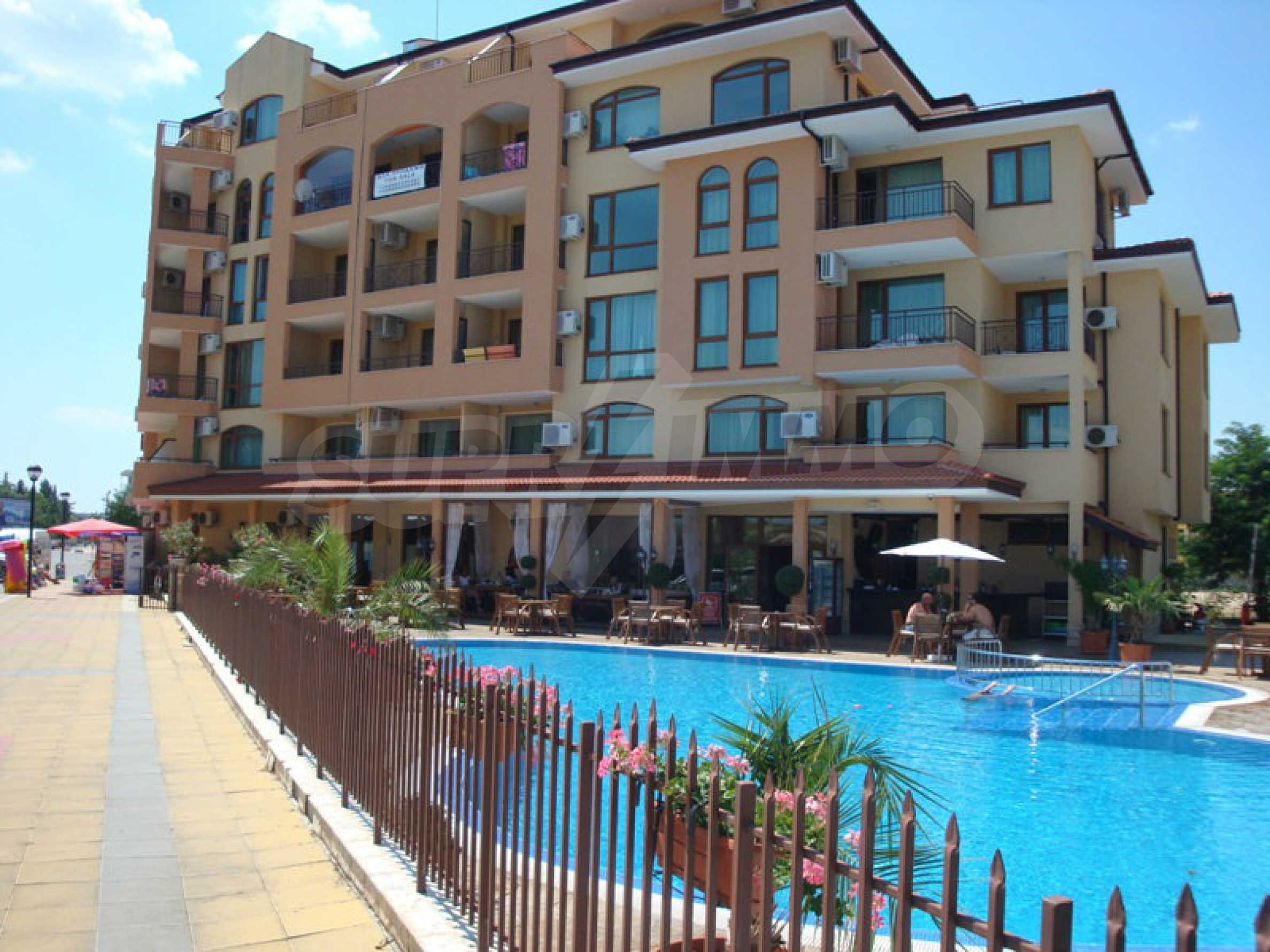 One-bedroom apartment in Golden Dunes in Sunny Beach 5