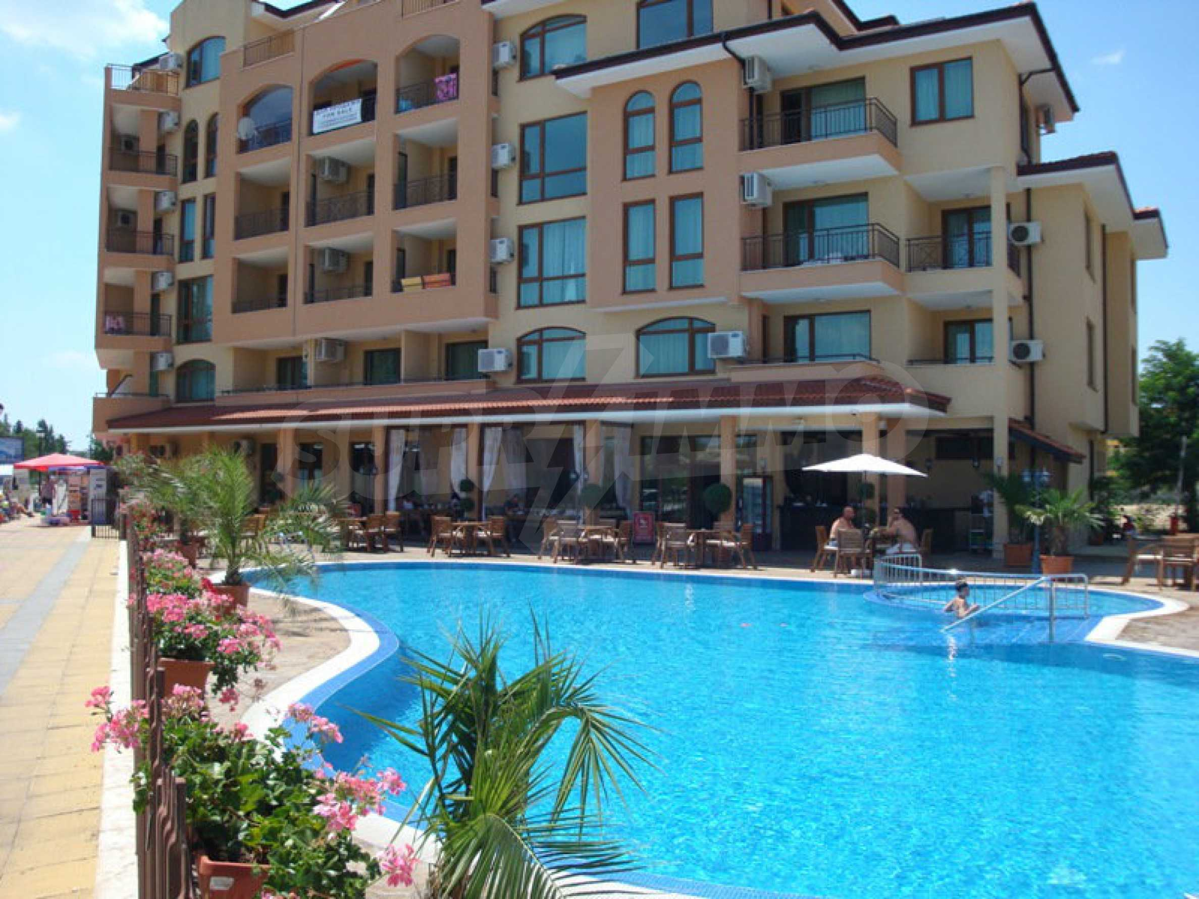One-bedroom apartment in Golden Dunes in Sunny Beach 6