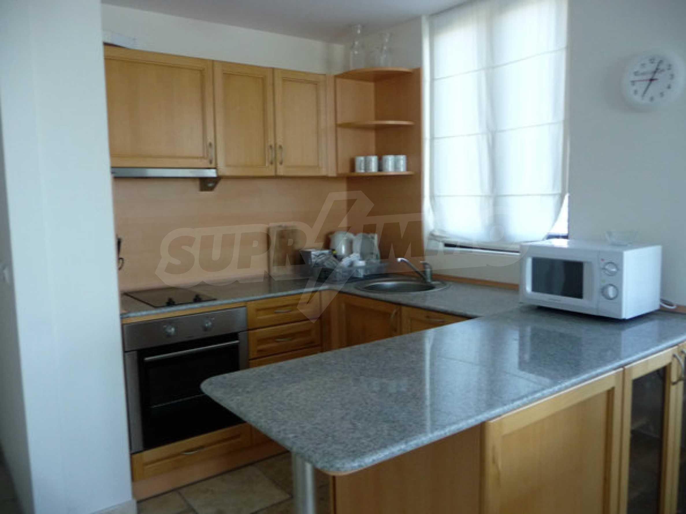 Large 2-bedroom apartment in Kaliakria complex 13