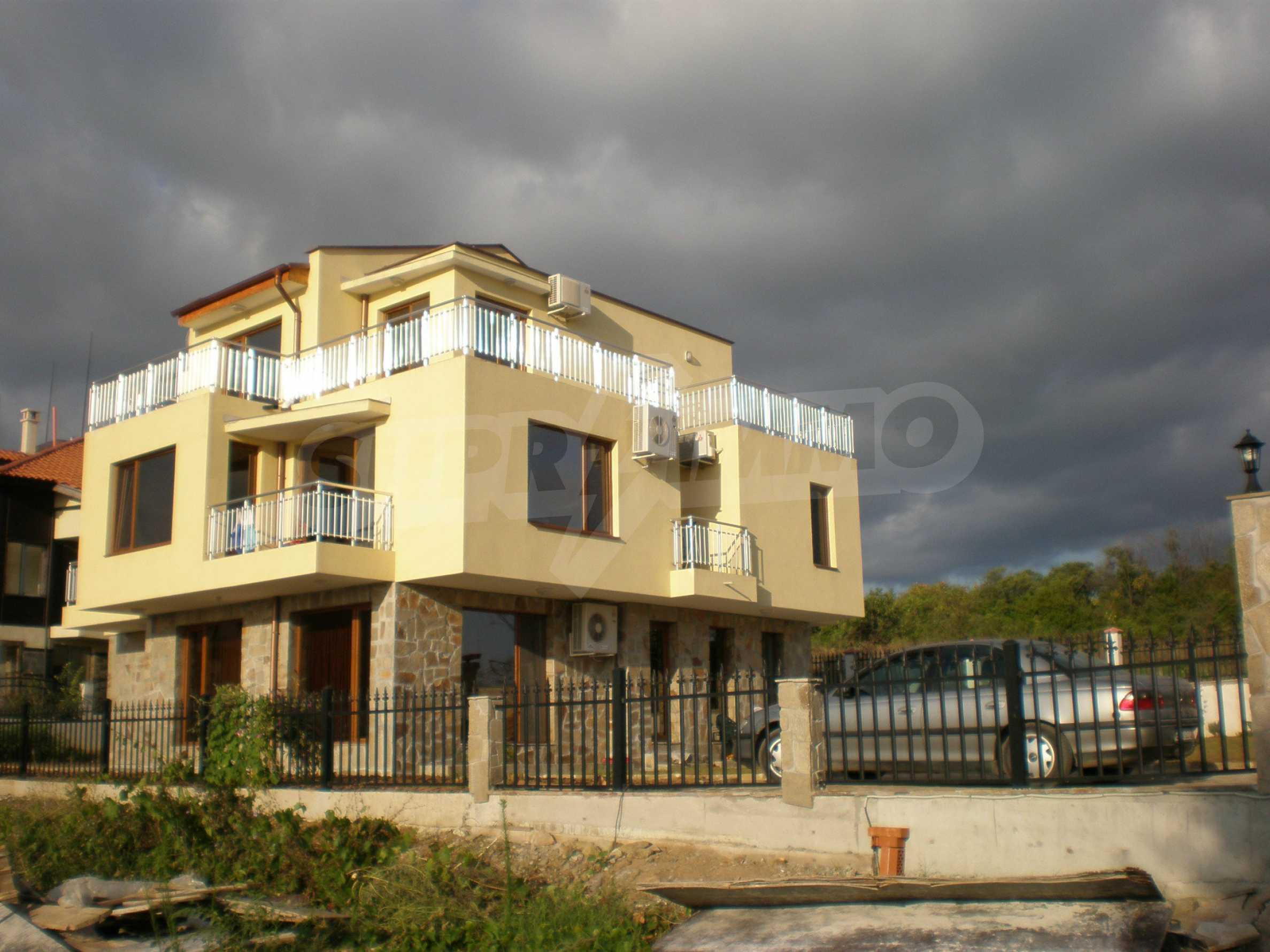 3-storey luxury house for sale in Sozopol, Budzhaka area