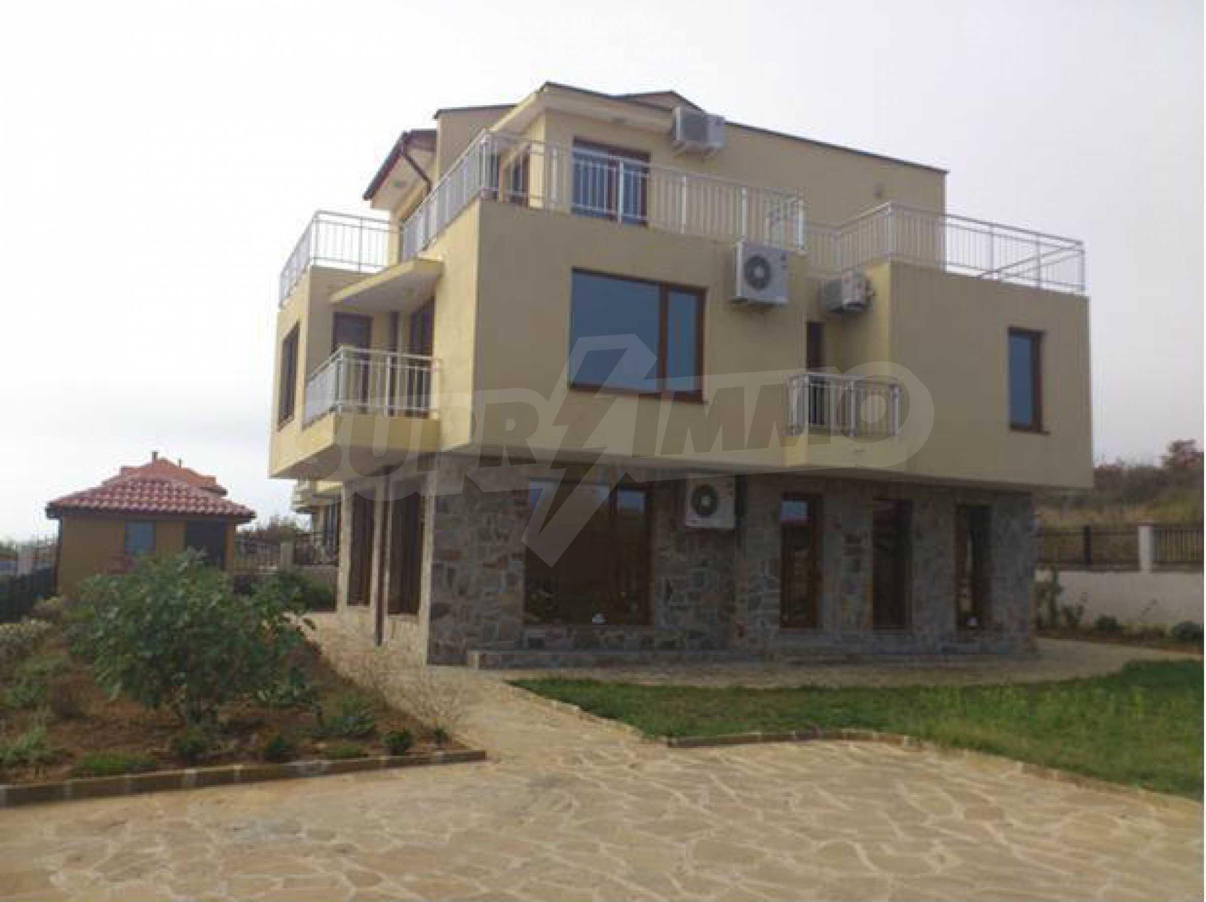 3-storey luxury house for sale in Sozopol, Budzhaka area 1