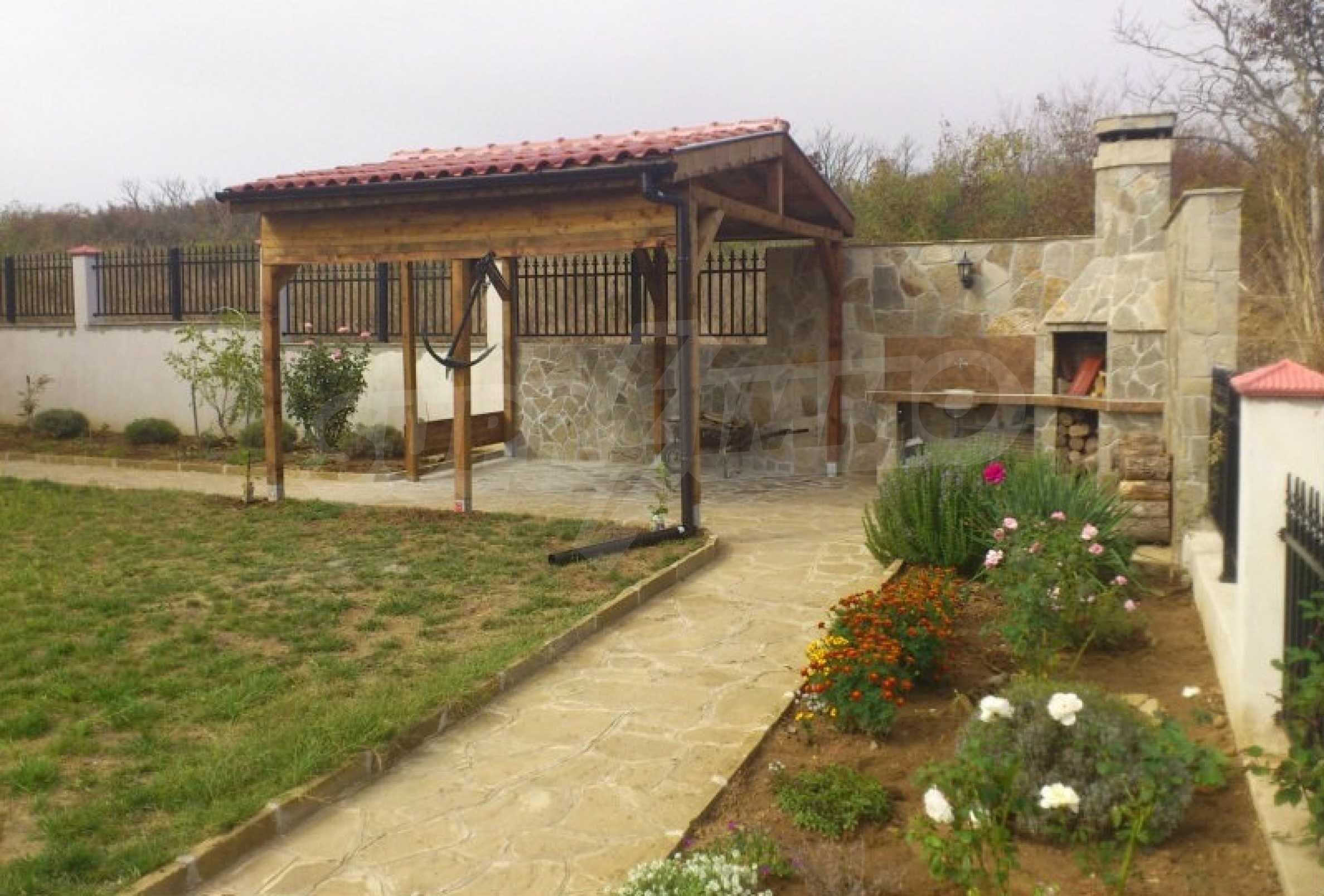 3-storey luxury house for sale in Sozopol, Budzhaka area 28