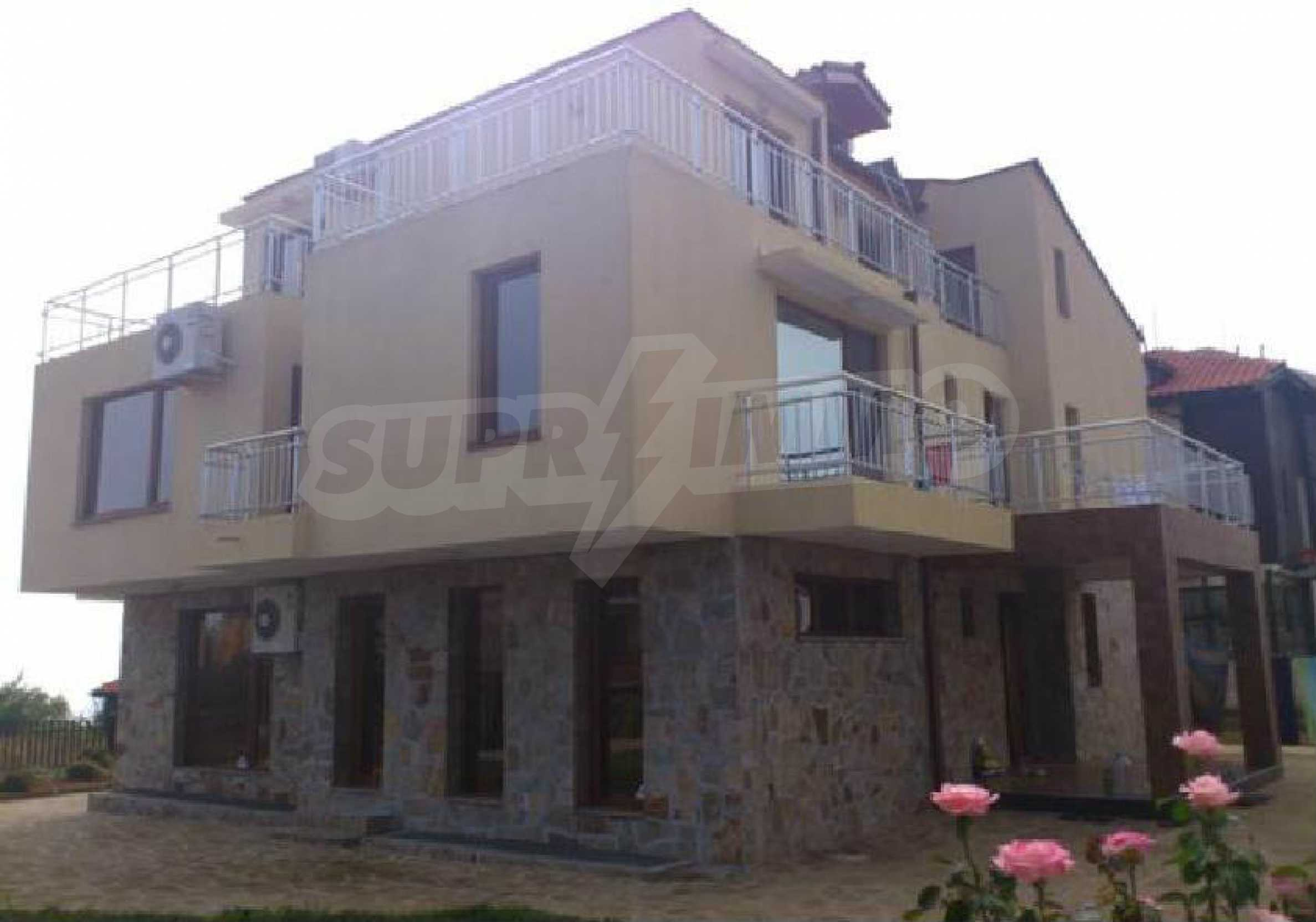 3-storey luxury house for sale in Sozopol, Budzhaka area 2