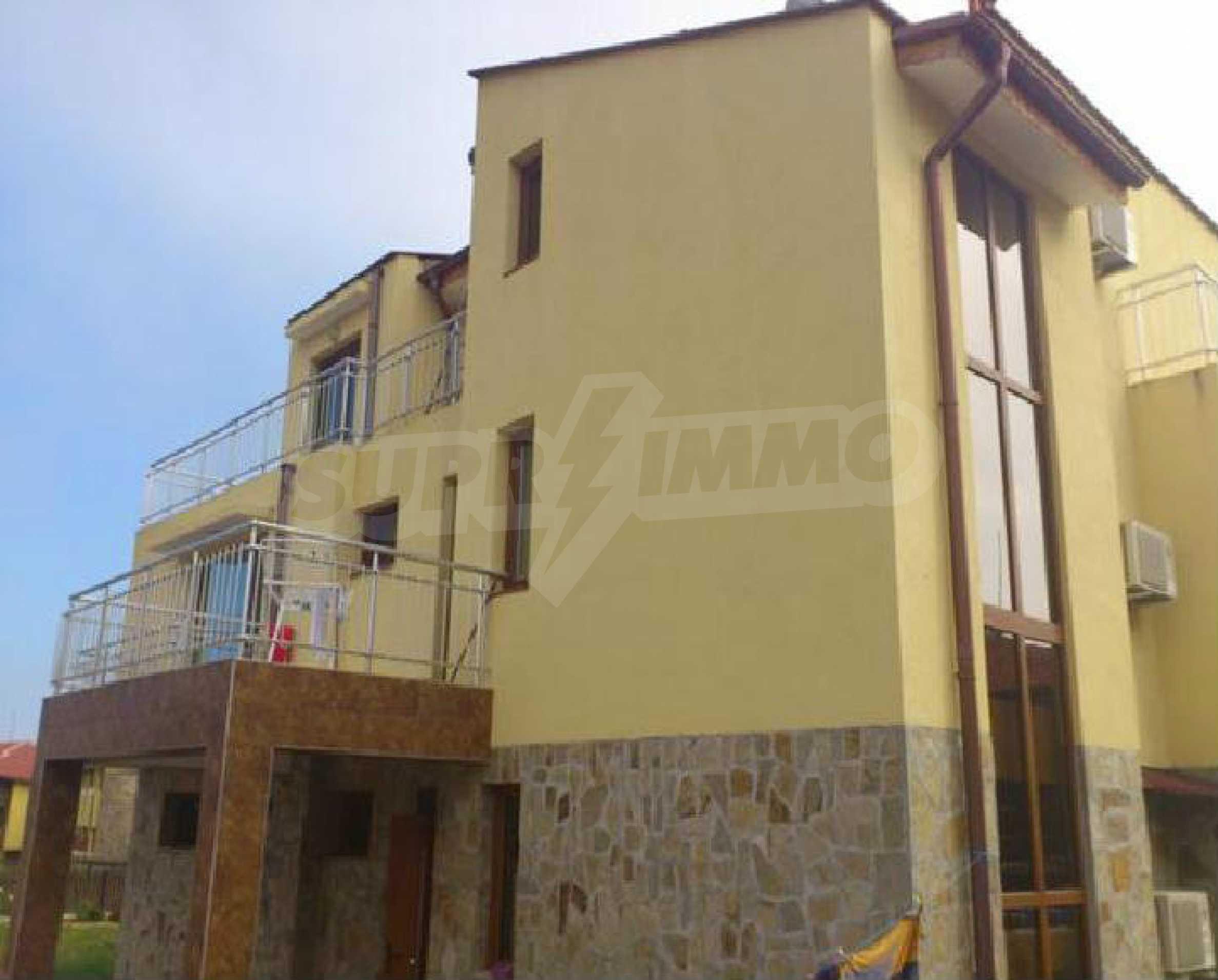 3-storey luxury house for sale in Sozopol, Budzhaka area 4