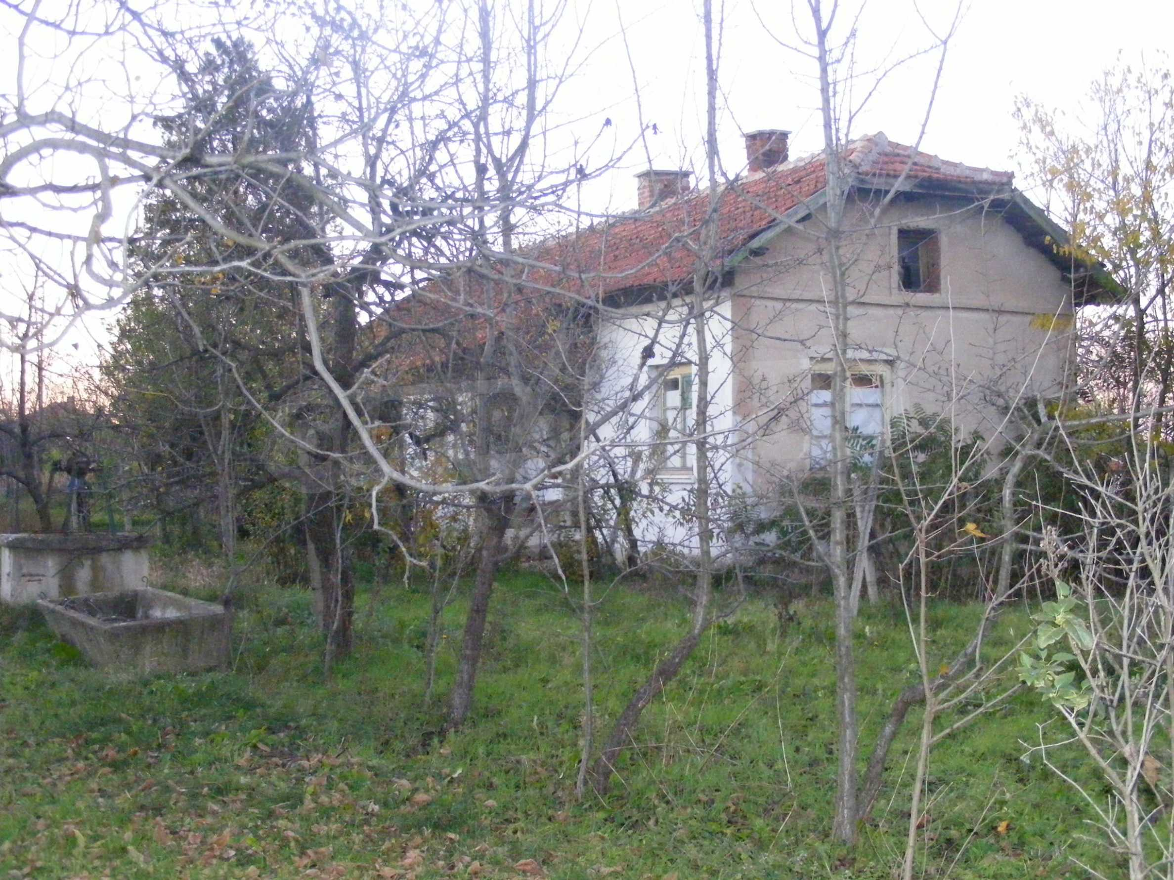 Nice detached house with garden 30 km from Montana and Lom