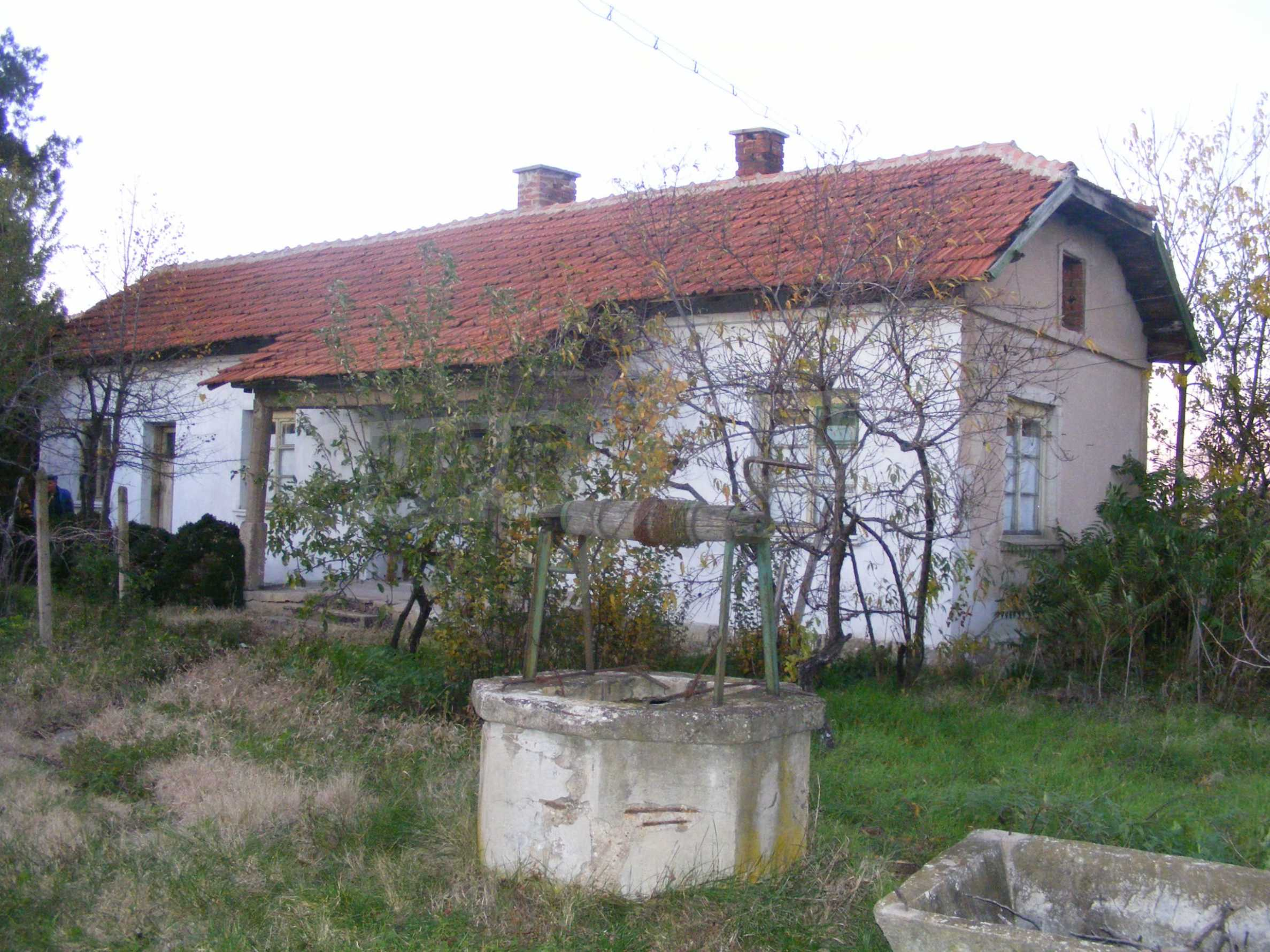 Nice detached house with garden 30 km from Montana and Lom 1