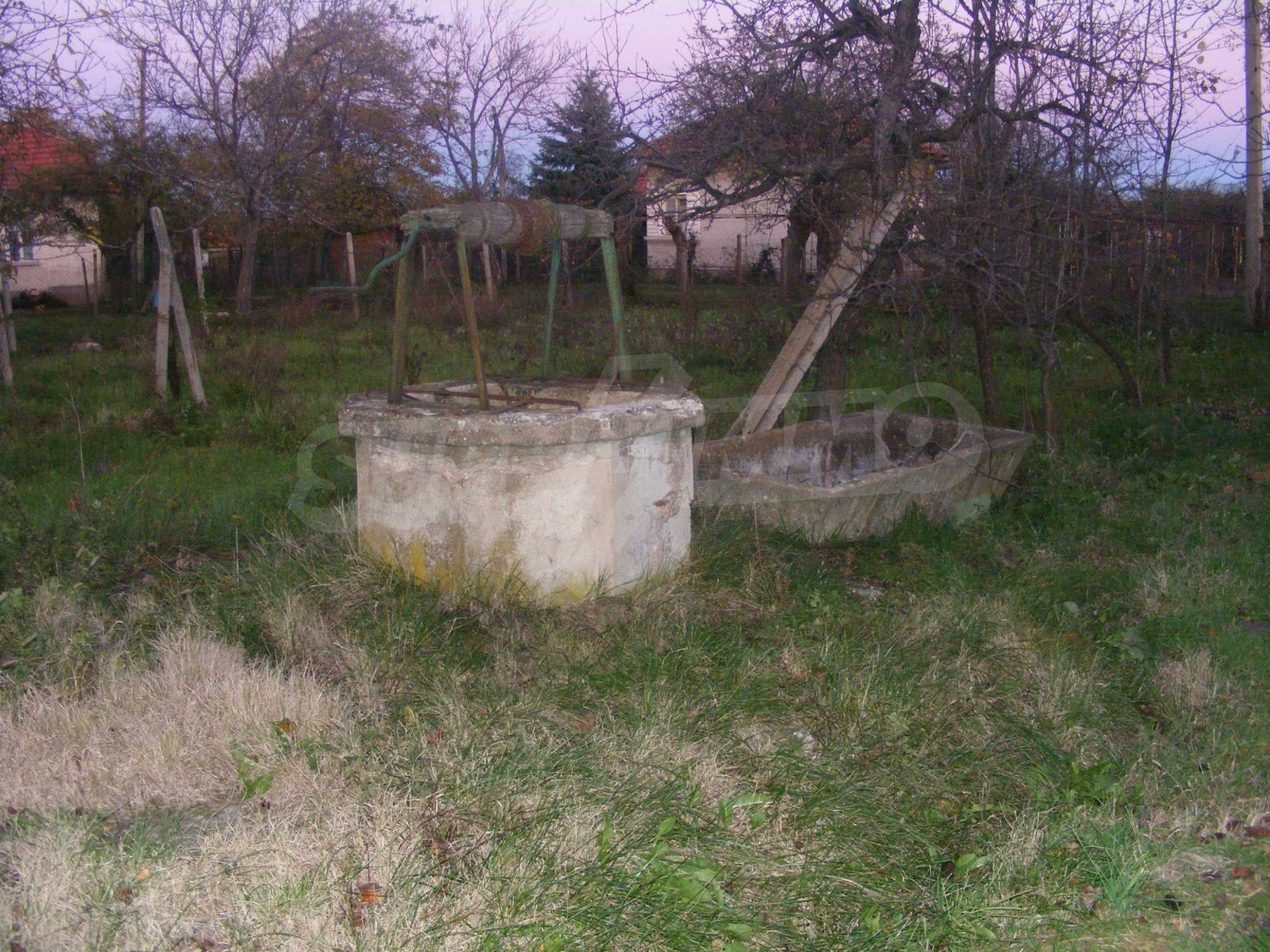 Nice detached house with garden 30 km from Montana and Lom 25
