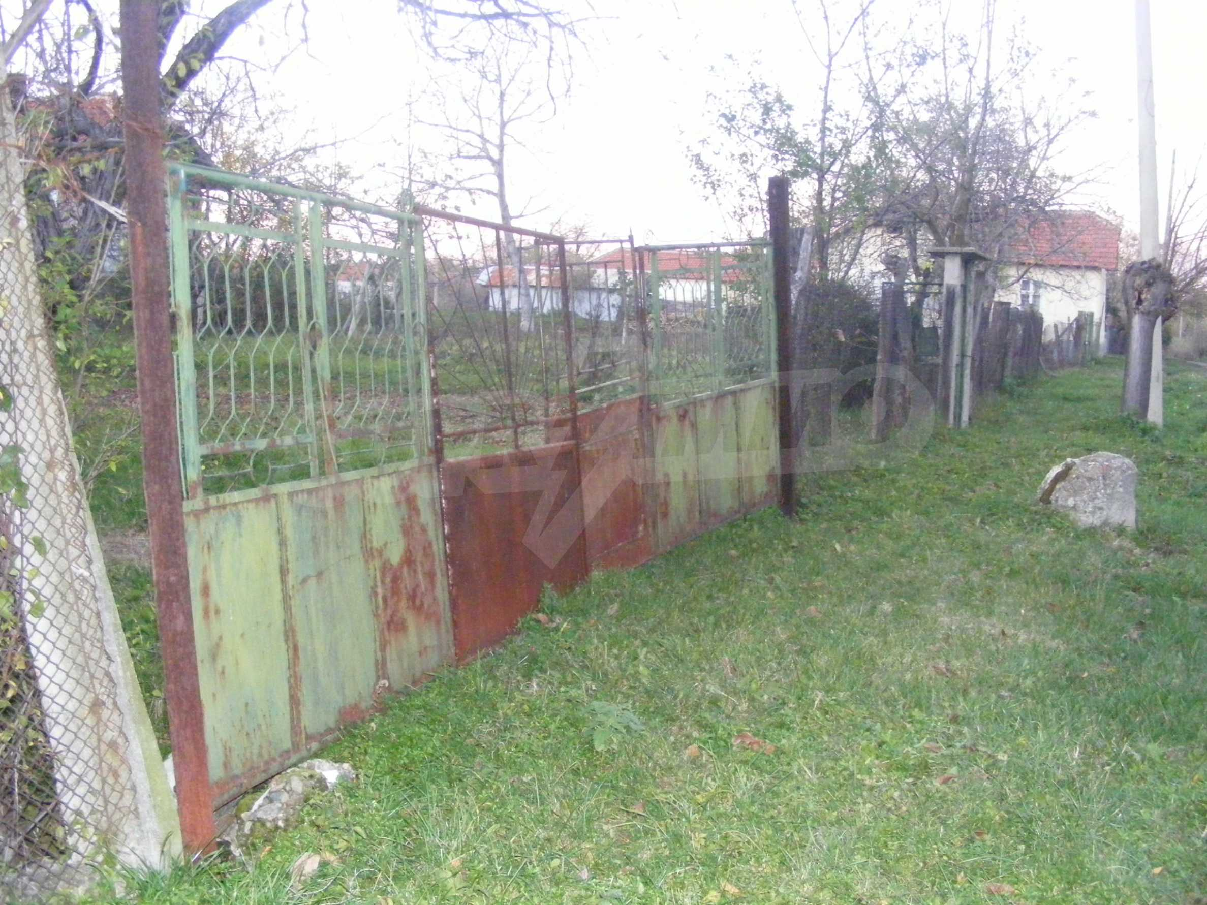 Nice detached house with garden 30 km from Montana and Lom 44
