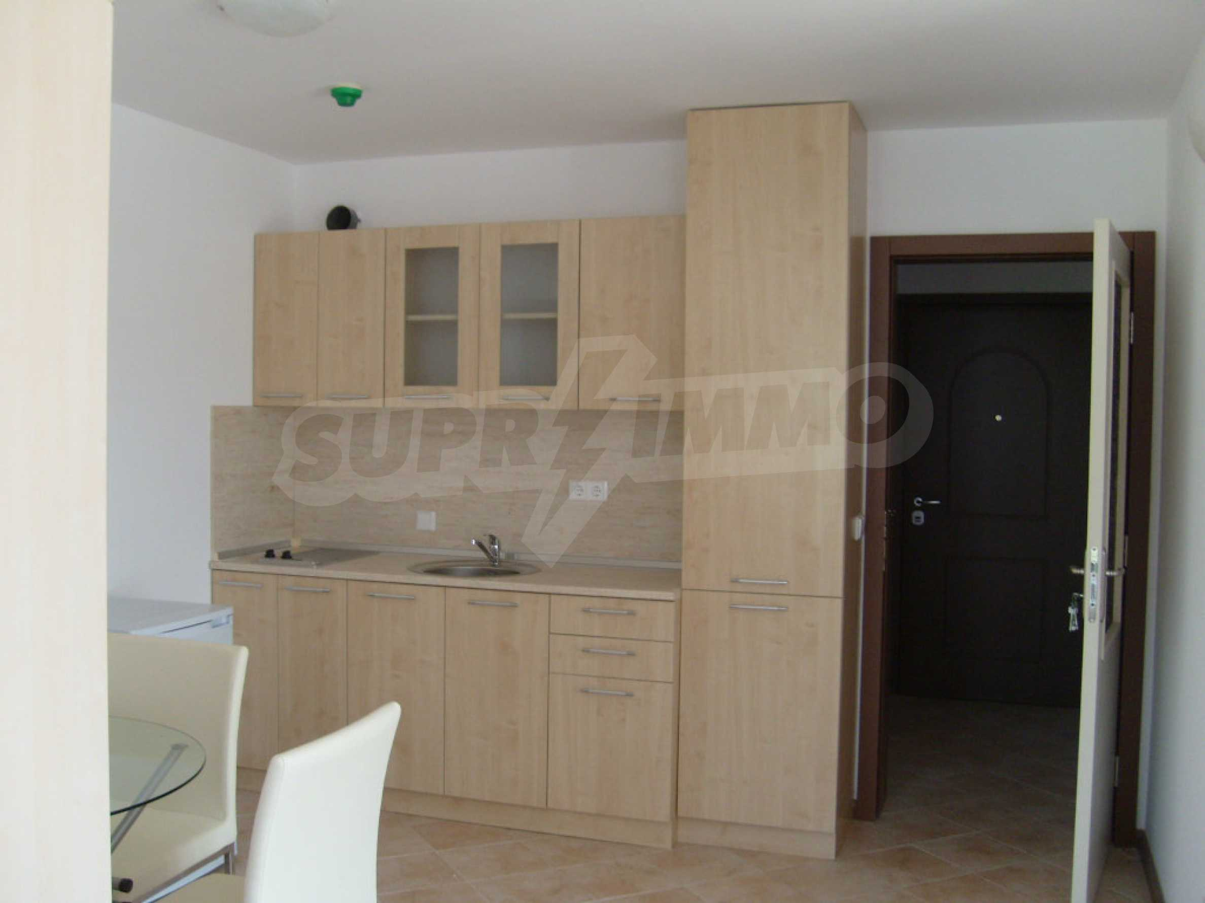 Studio for sale in an elite complex near the oasis beach 17