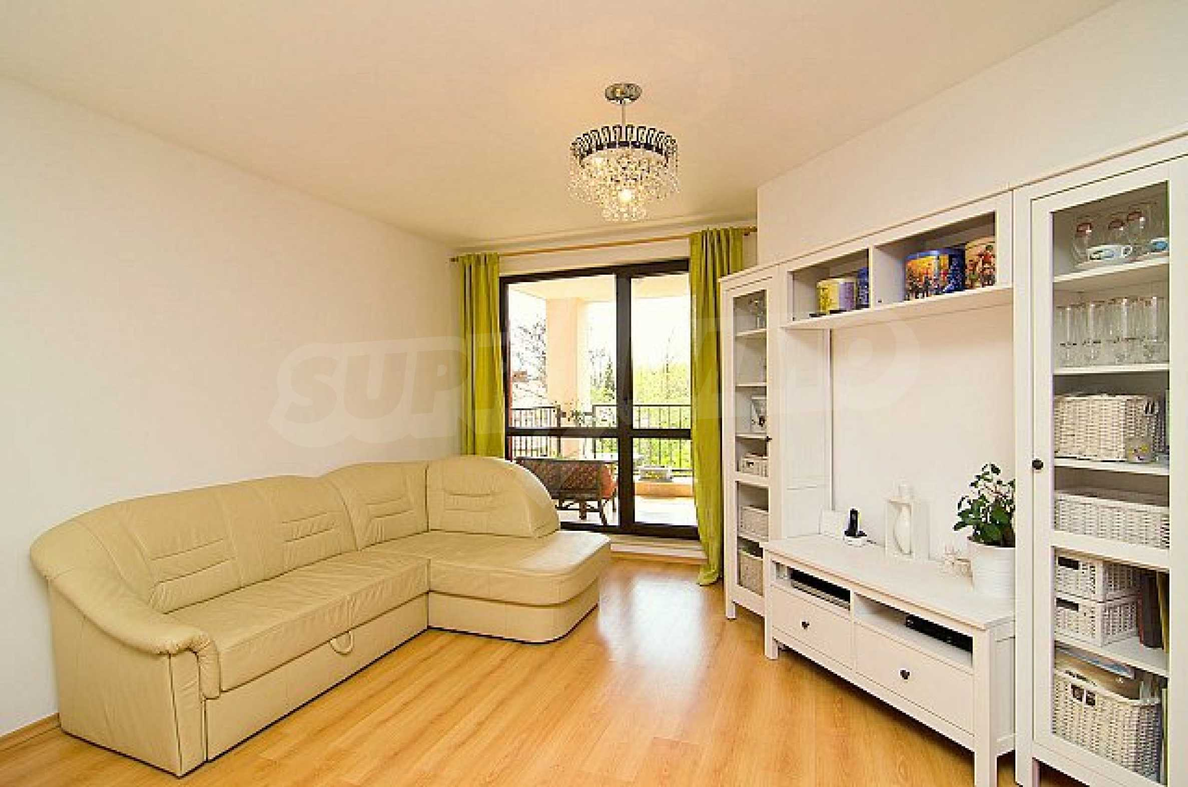 Apartment with a garage just 200 meters from the beach of St.Constantine and Helena resort  1