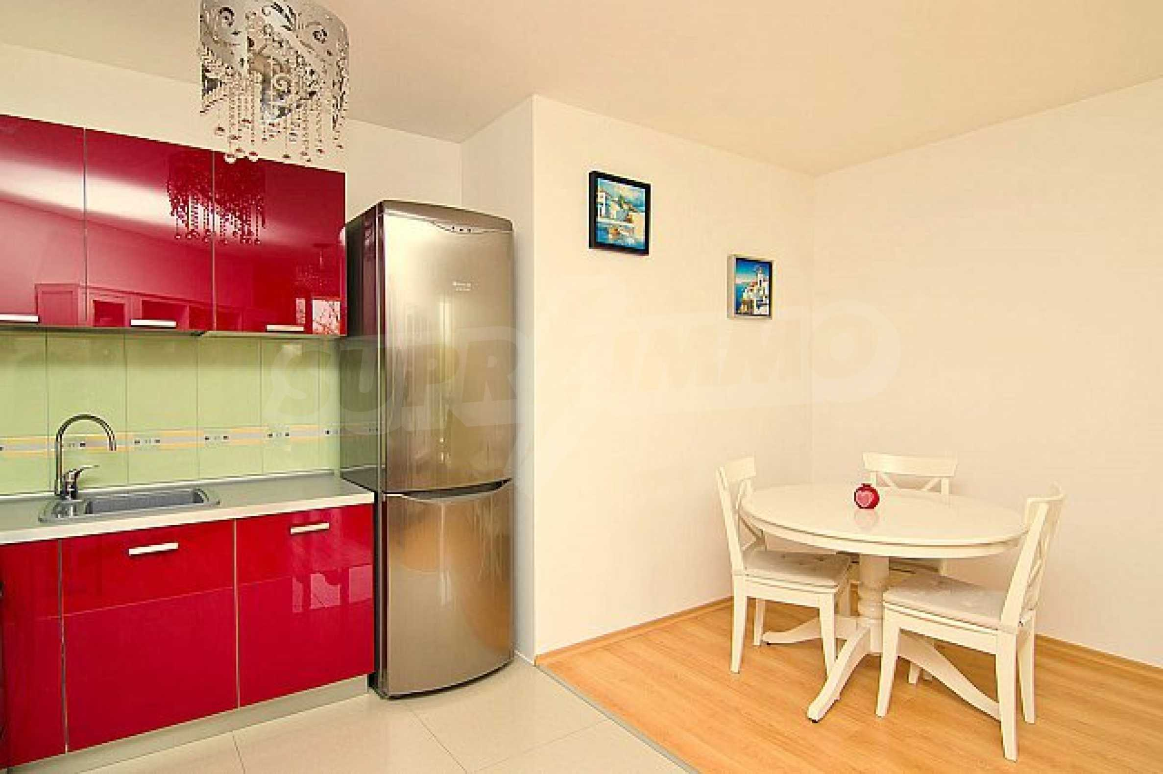 Apartment with a garage just 200 meters from the beach of St.Constantine and Helena resort  5