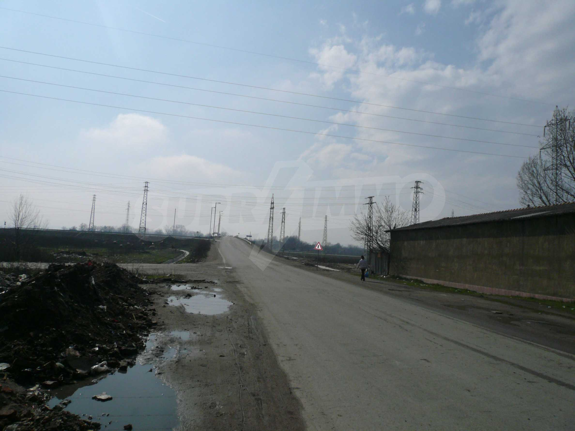 Regulated land for industrial development in Vidin