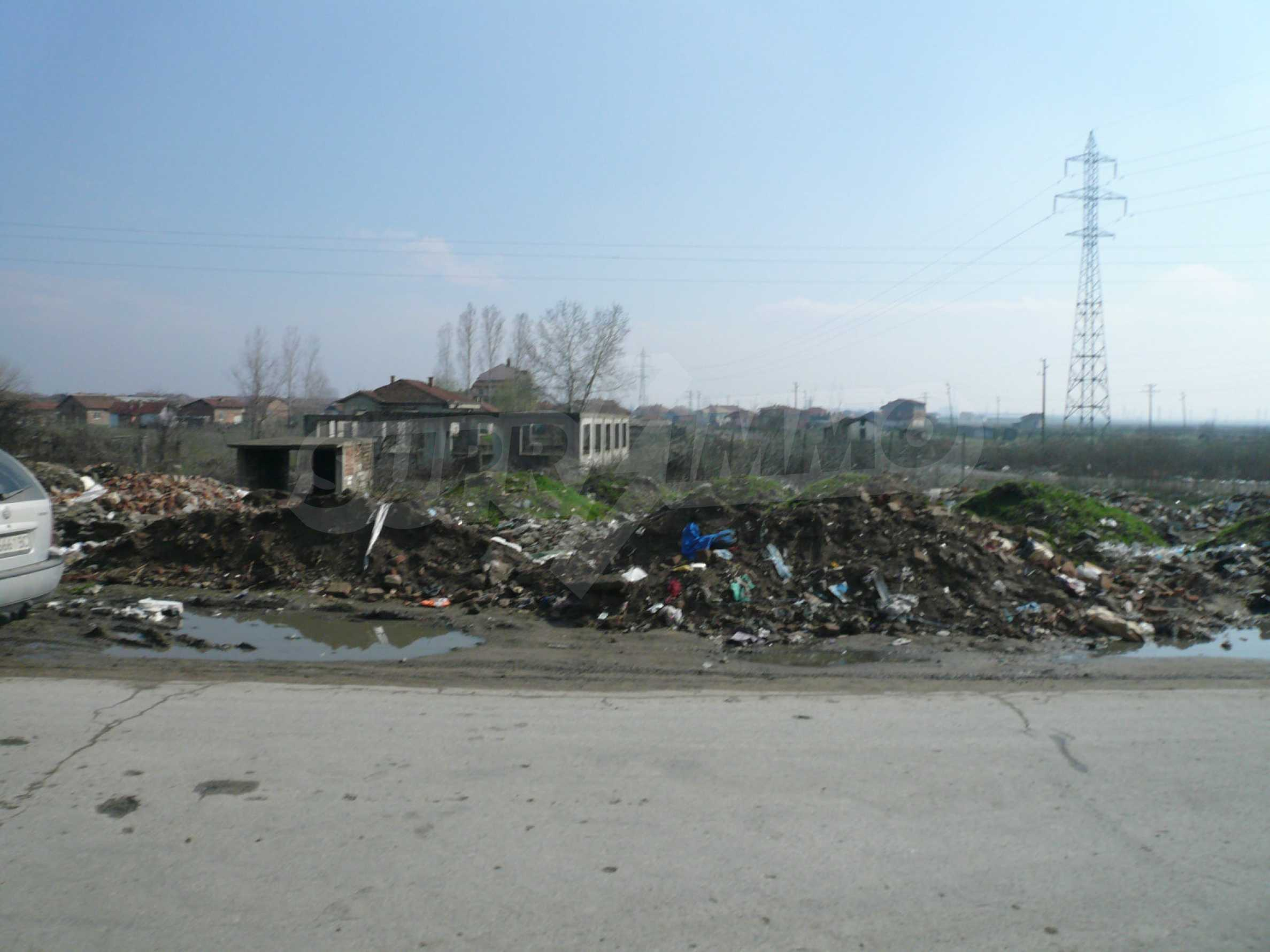 Regulated land for industrial development in Vidin 1