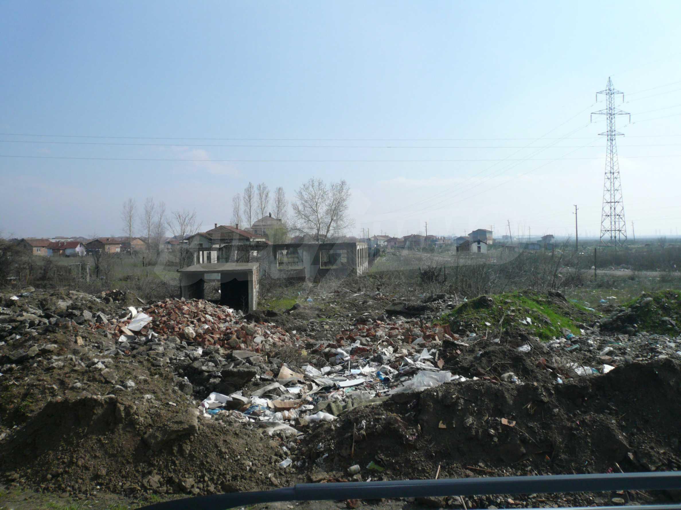Regulated land for industrial development in Vidin 3