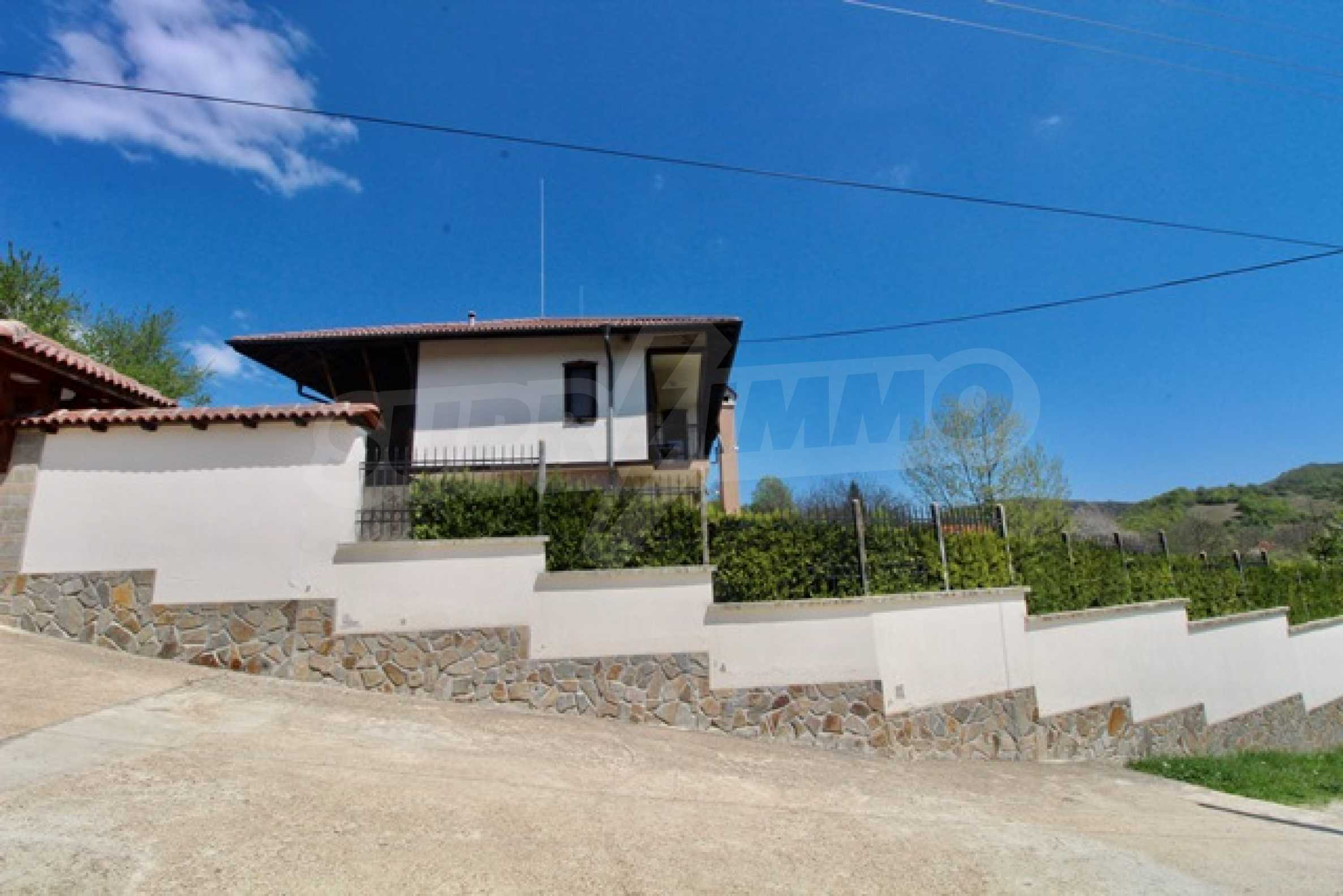 Two houses with swimming pool located close to a lake 68