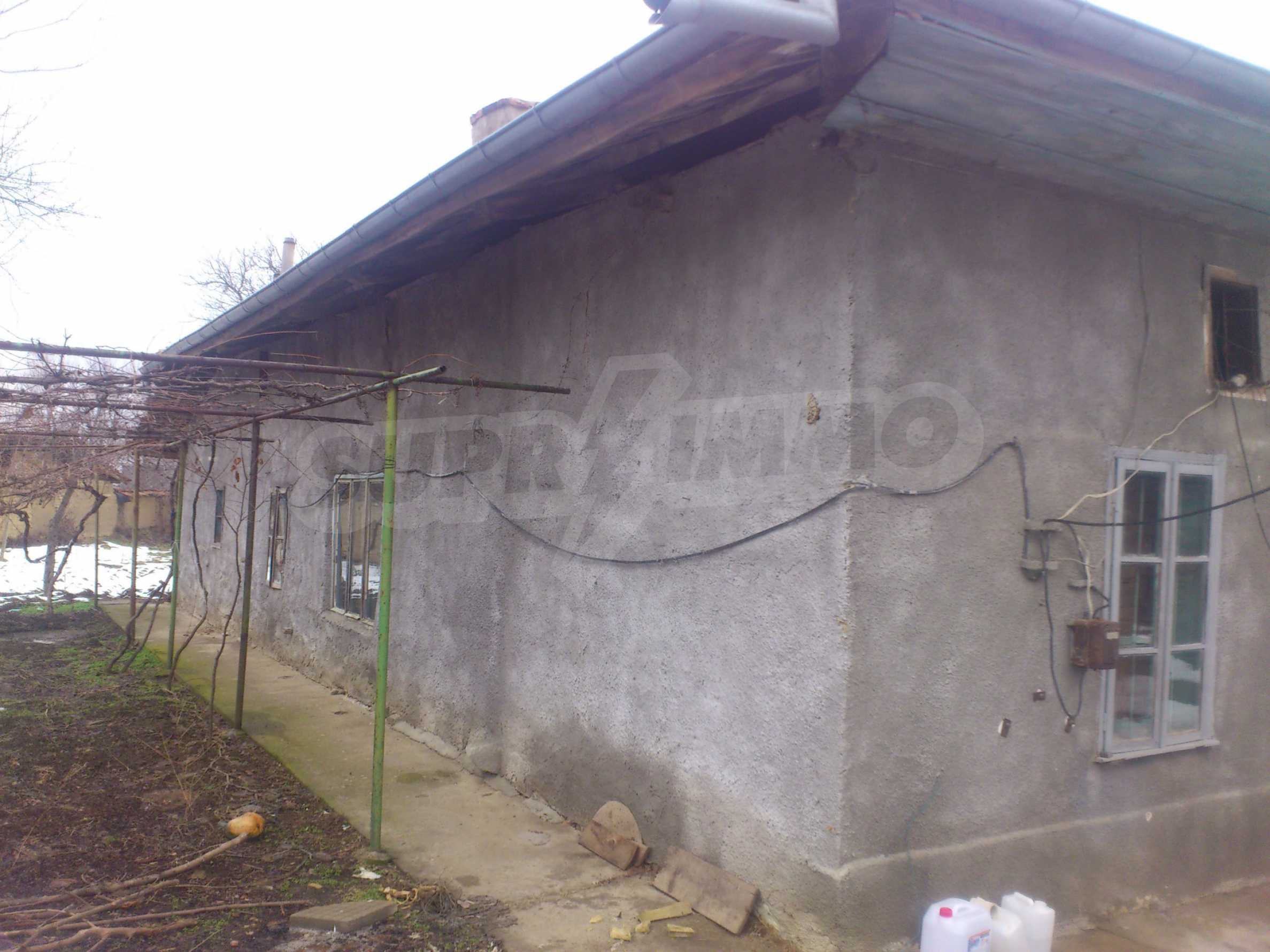 A nice house with a large yard located not far from Yantra river and Veliko Tarnovo 50