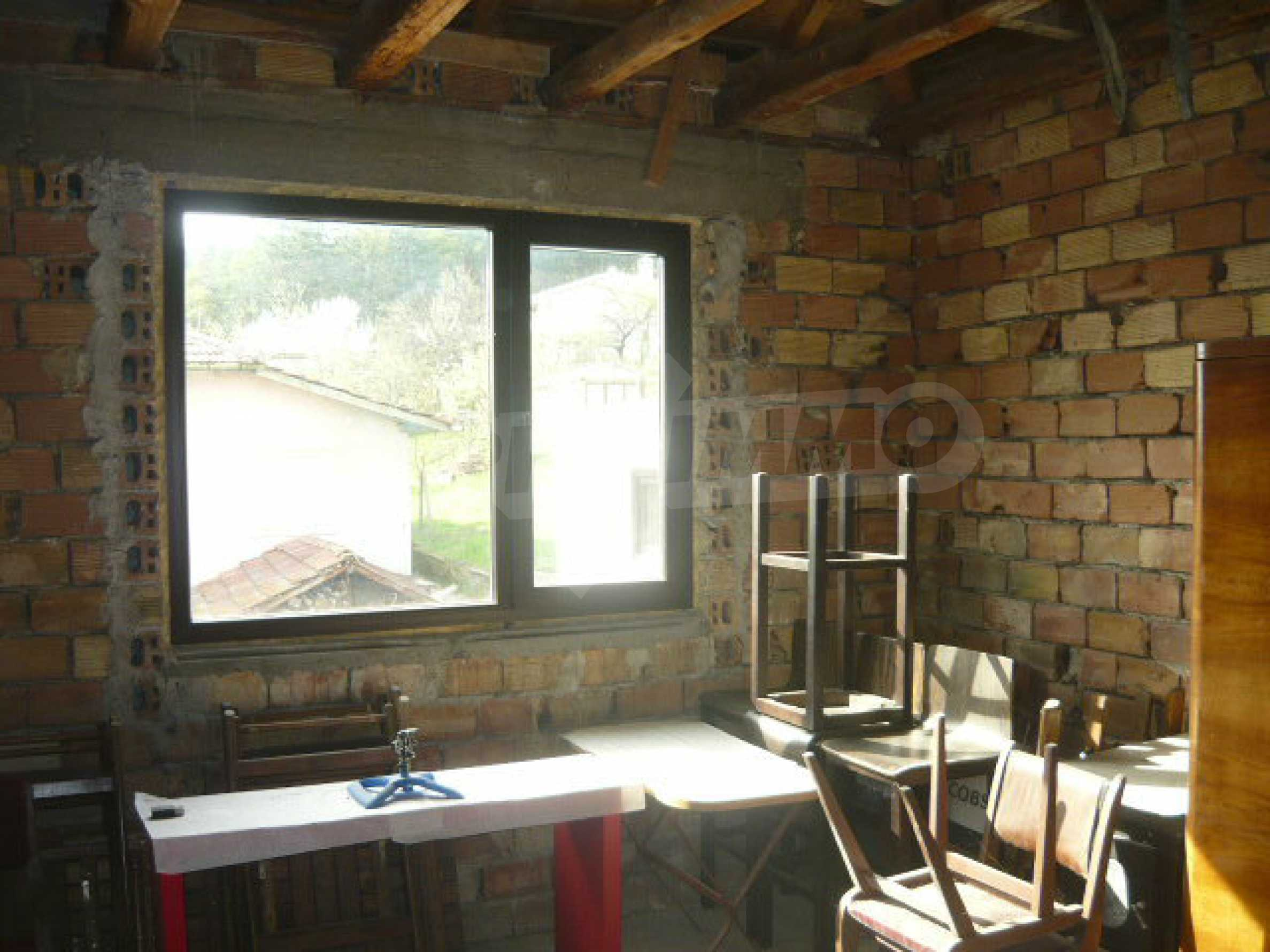 Two-storey house in a village located 3 km. from Veliko Tarnovo 13