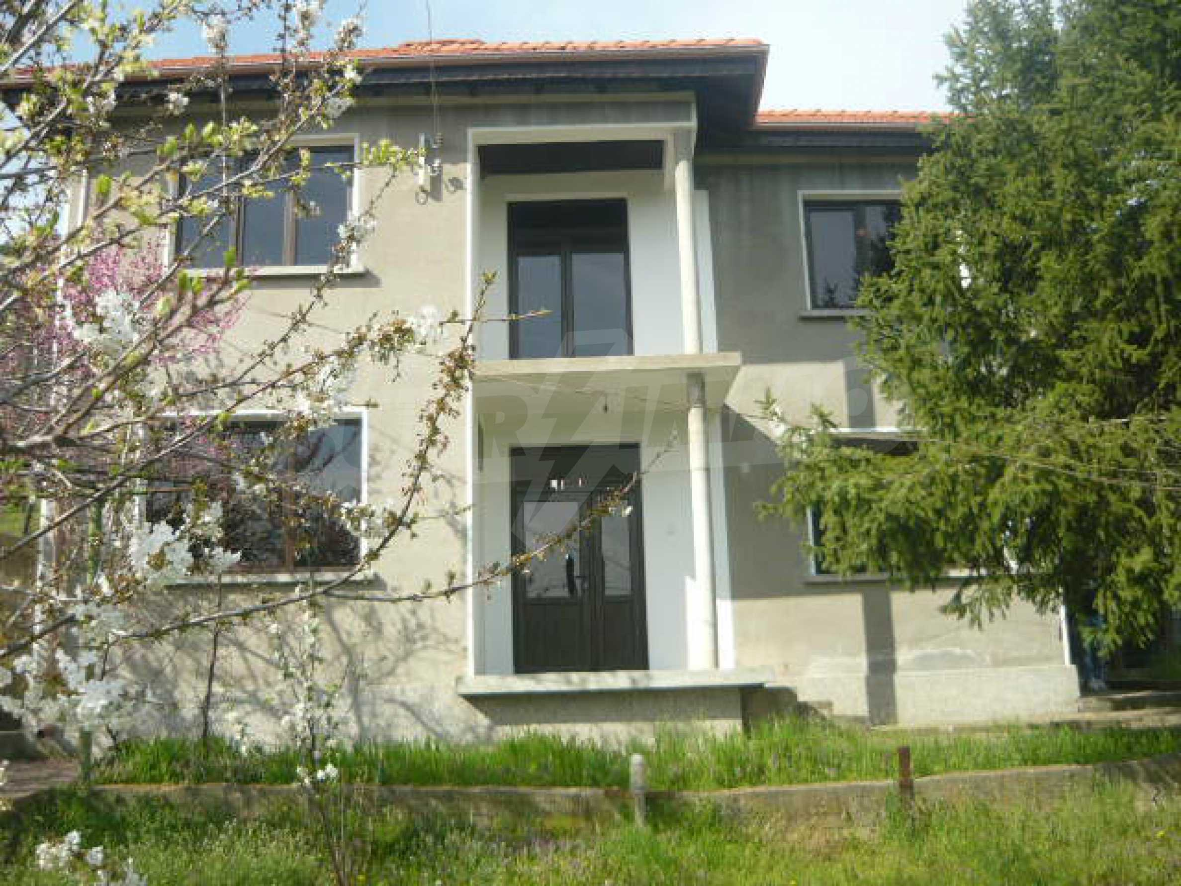 Two-storey house in a village located 3 km. from Veliko Tarnovo 1