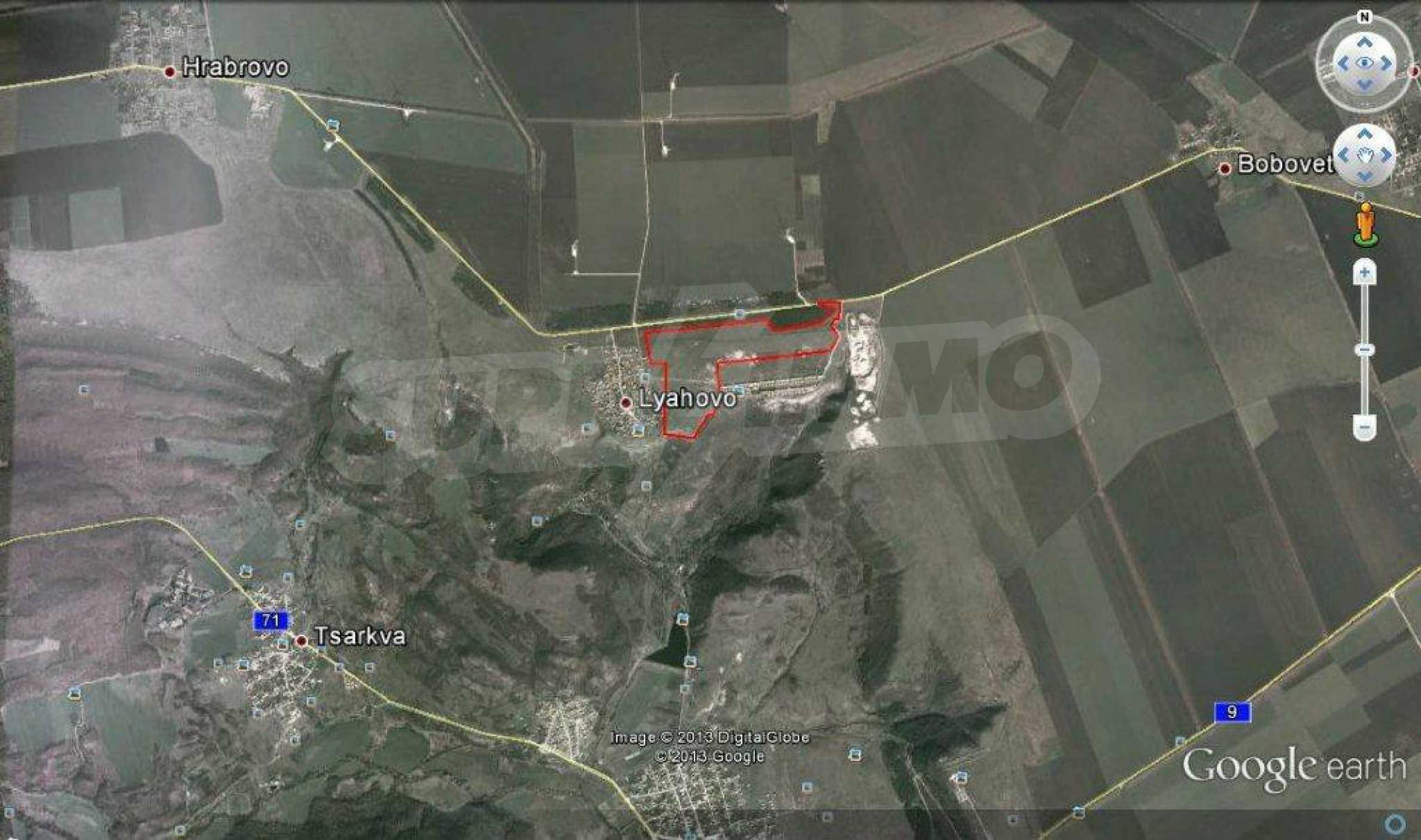 Large plot of land near Balchik 2
