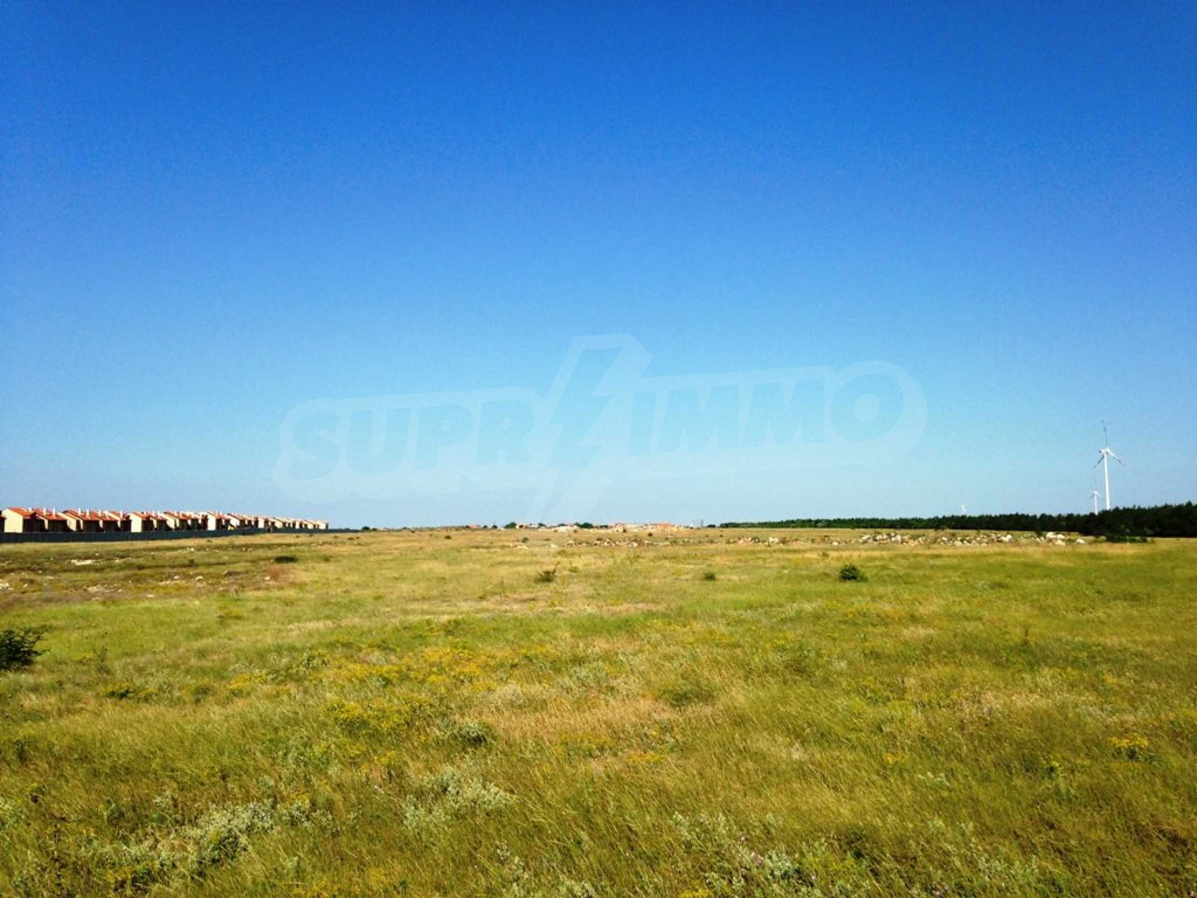 Large plot of land near Balchik 6