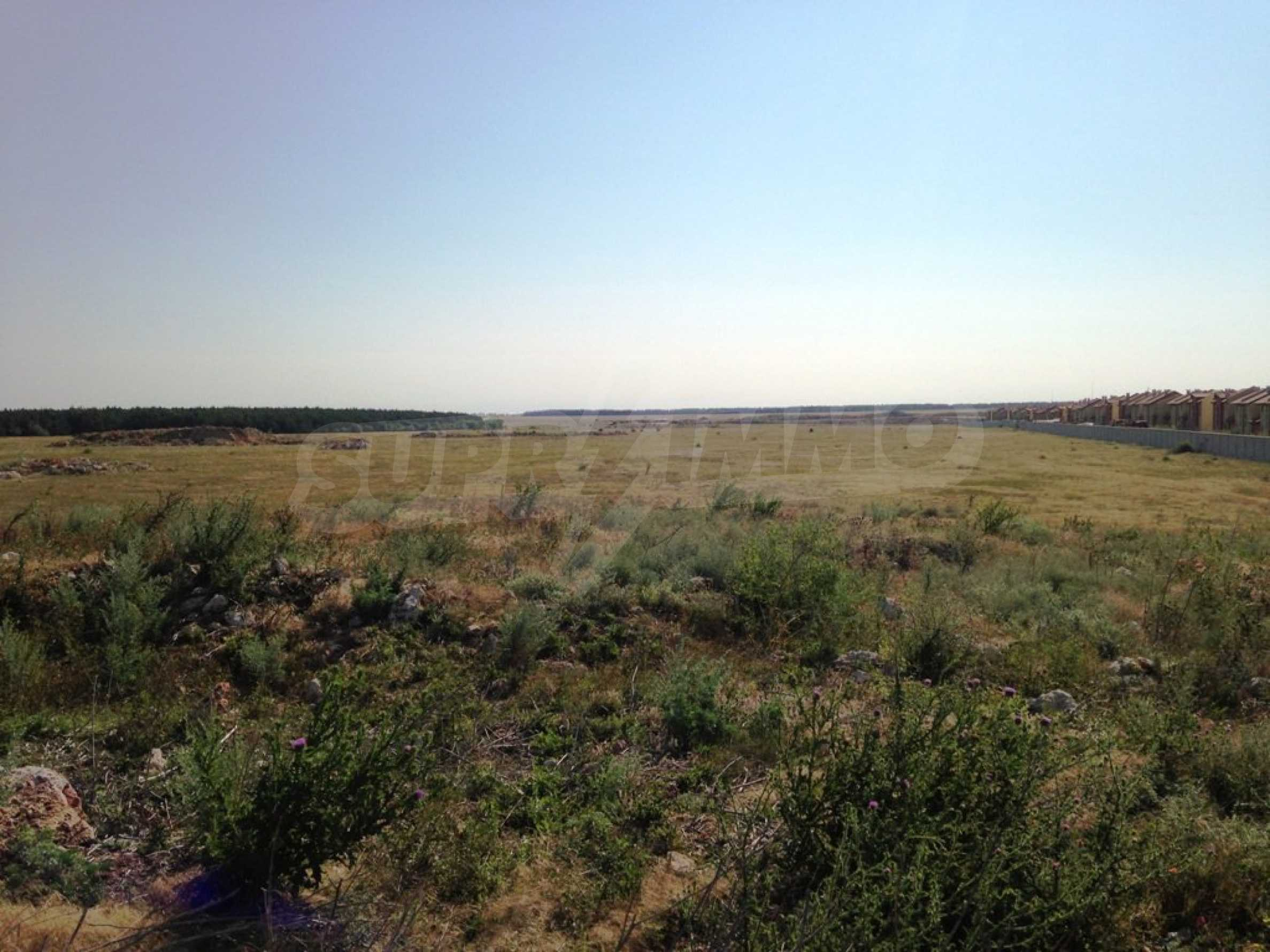 Large plot of land near Balchik 7
