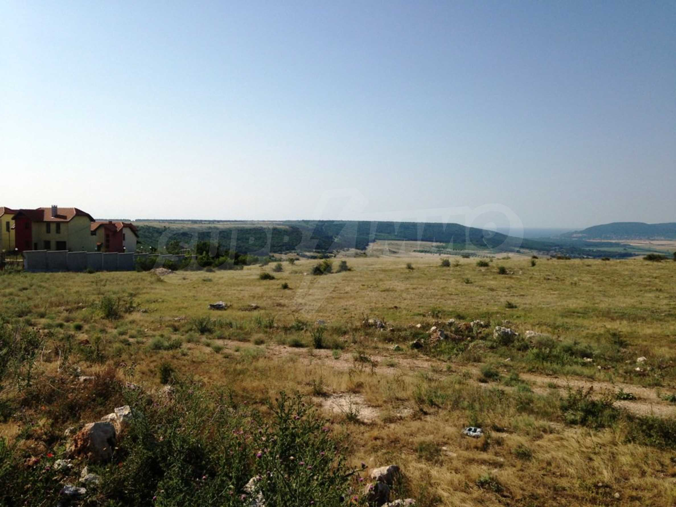 Large plot of land near Balchik 8