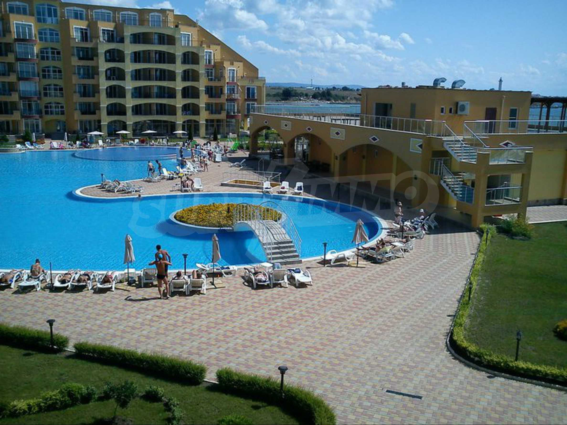Studio for sale in Midia Grand Resort in Aheloy 9