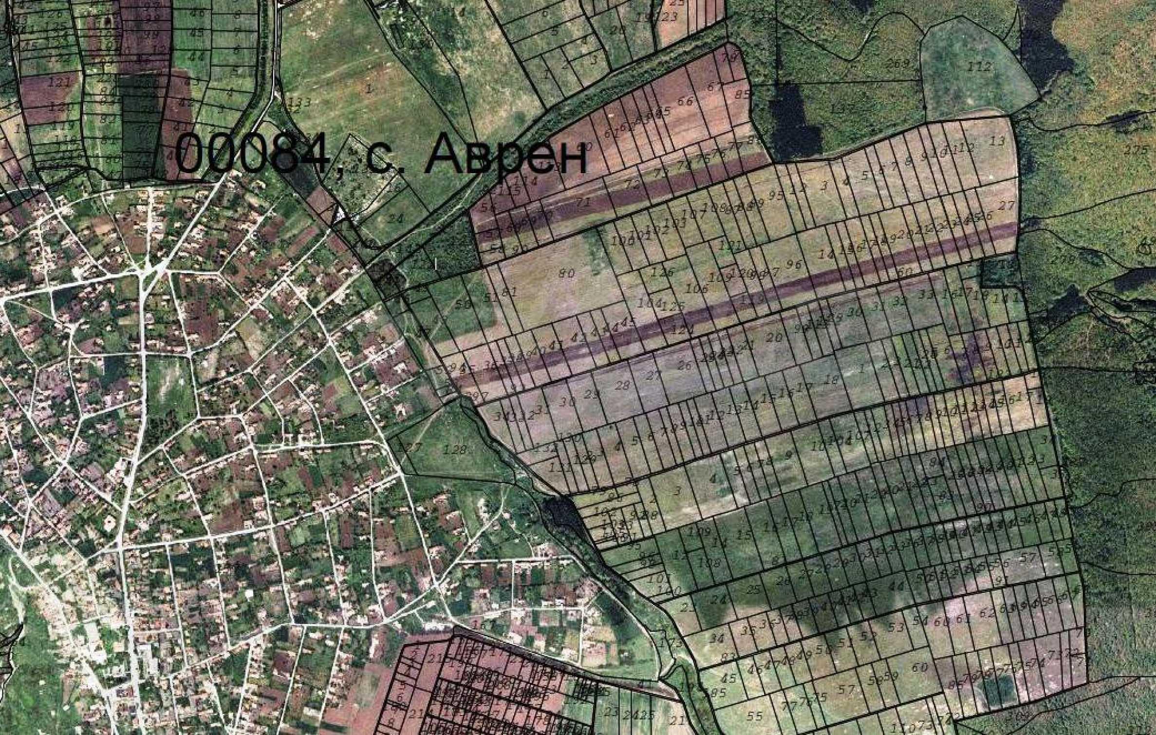 Large plot of land for sale in Avren 4