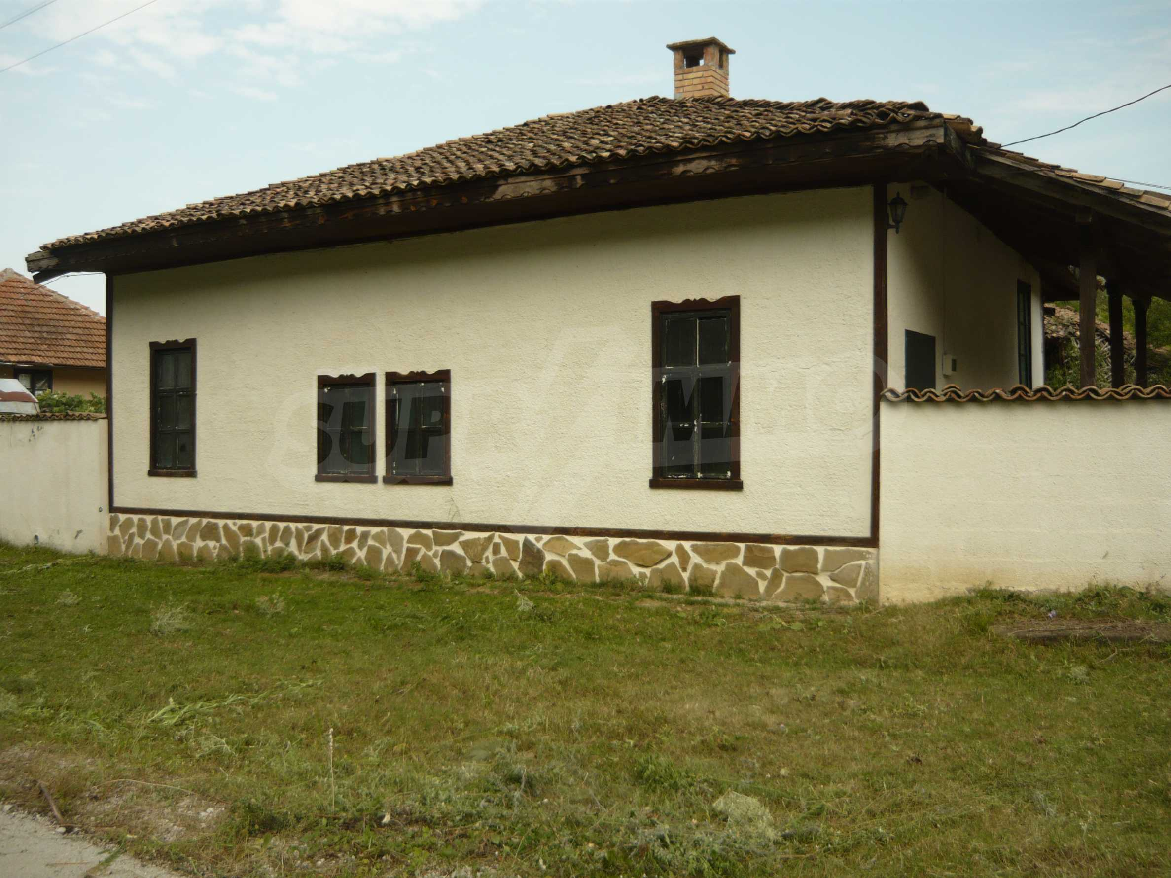 Fully renovated house in a beautiful in the mountain 9