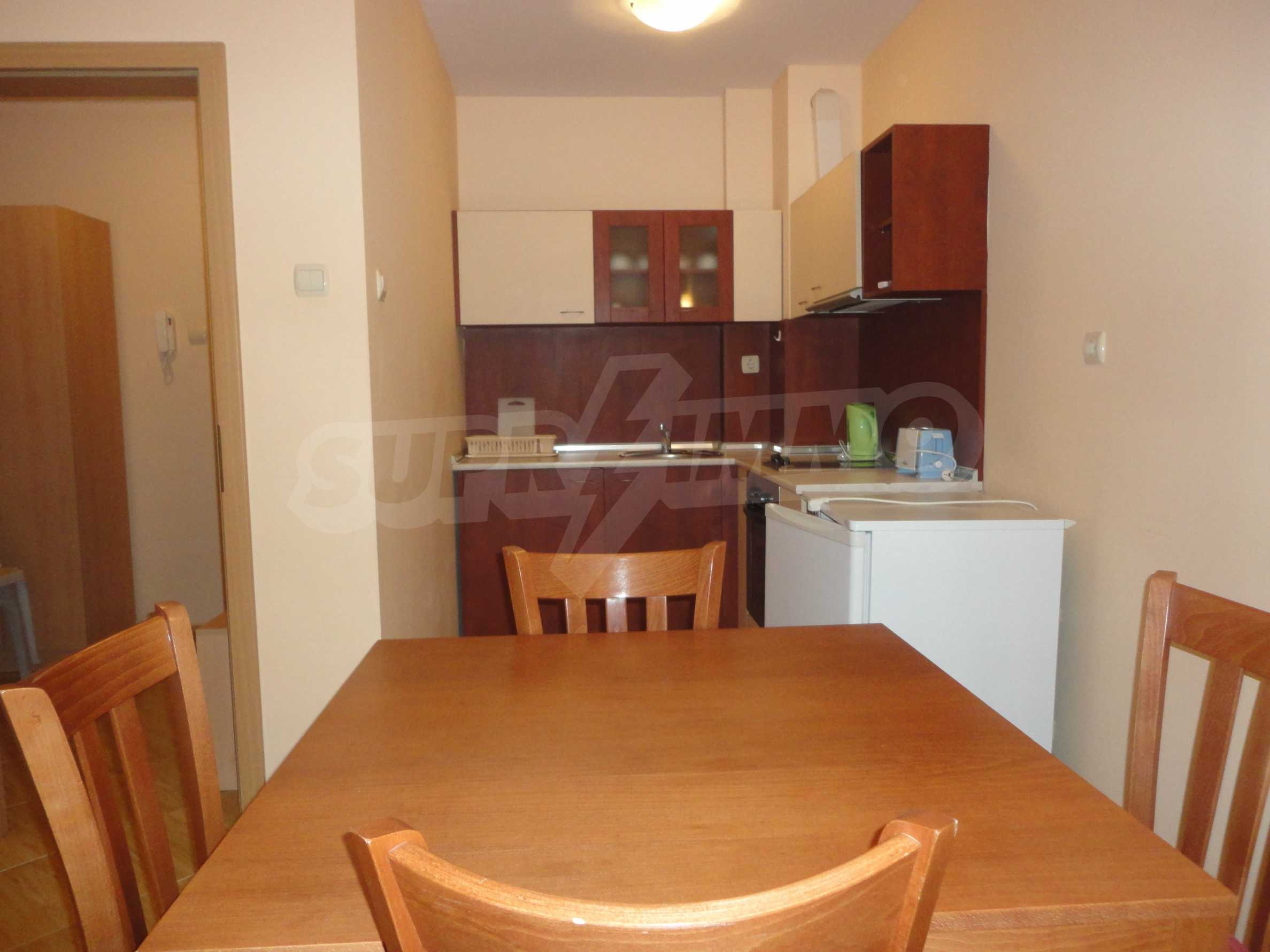 One-bedroom apartment in Golden Dreams complex in Sunny beach 1