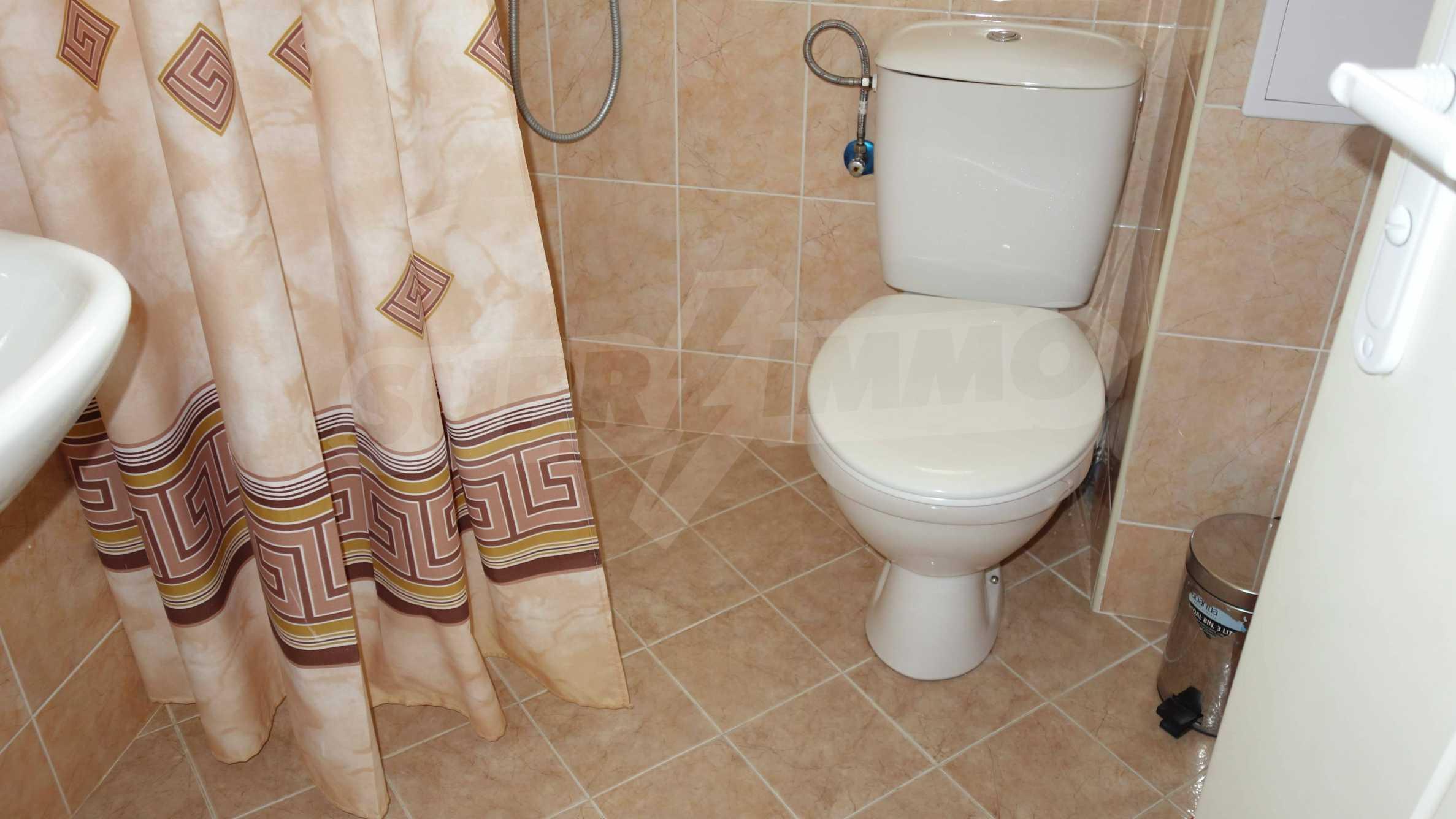 One-bedroom apartment in Starfish complex in Sveti Vlas 11