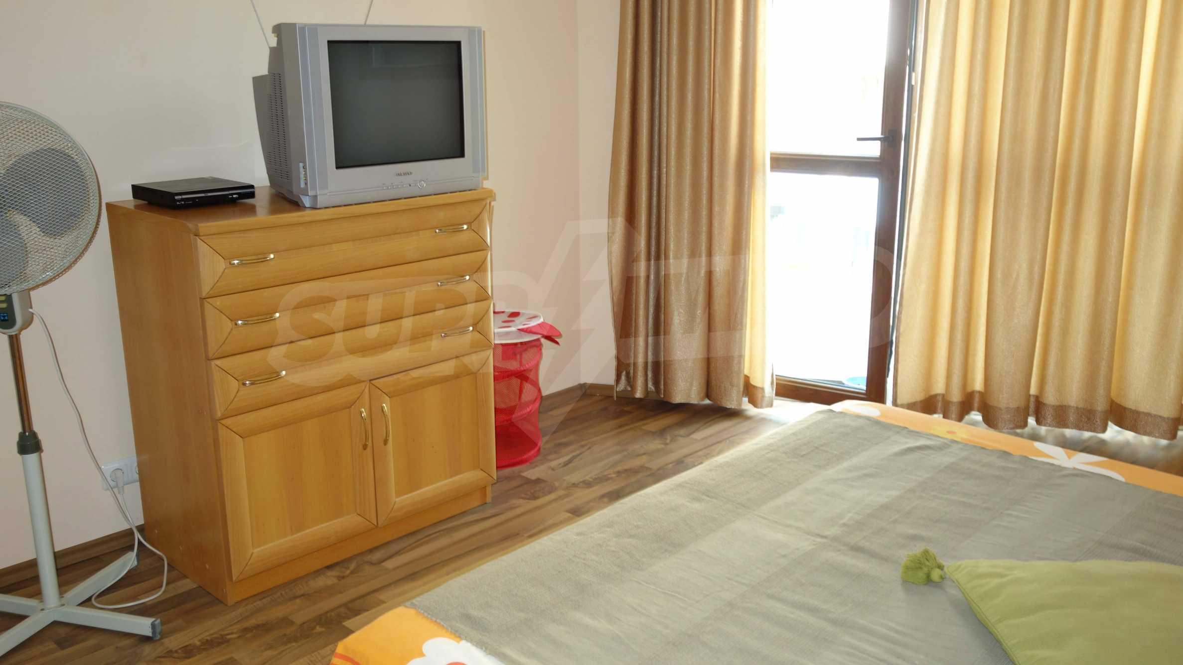 One-bedroom apartment in Starfish complex in Sveti Vlas 14