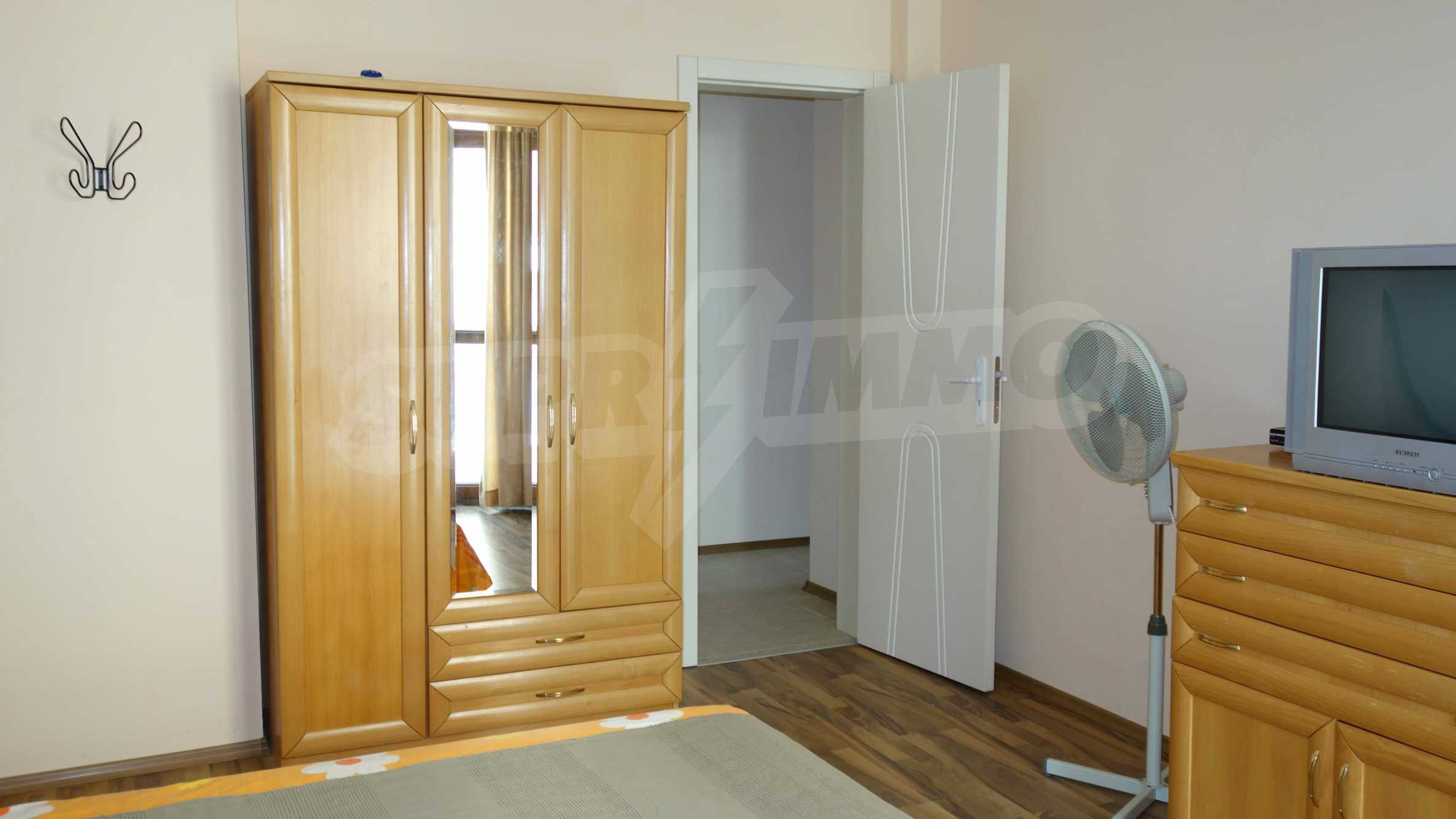 One-bedroom apartment in Starfish complex in Sveti Vlas 16