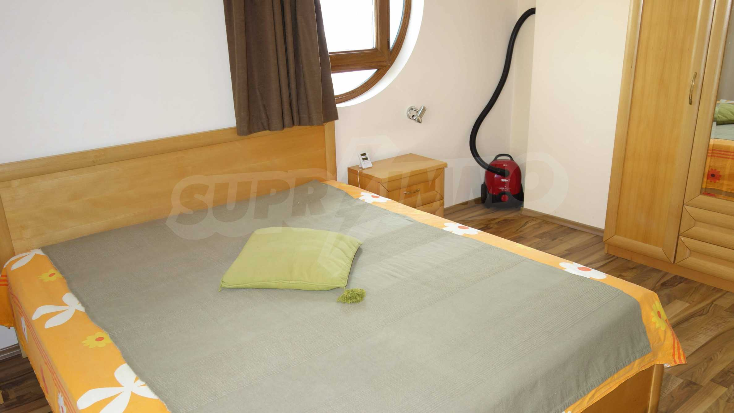 One-bedroom apartment in Starfish complex in Sveti Vlas 19