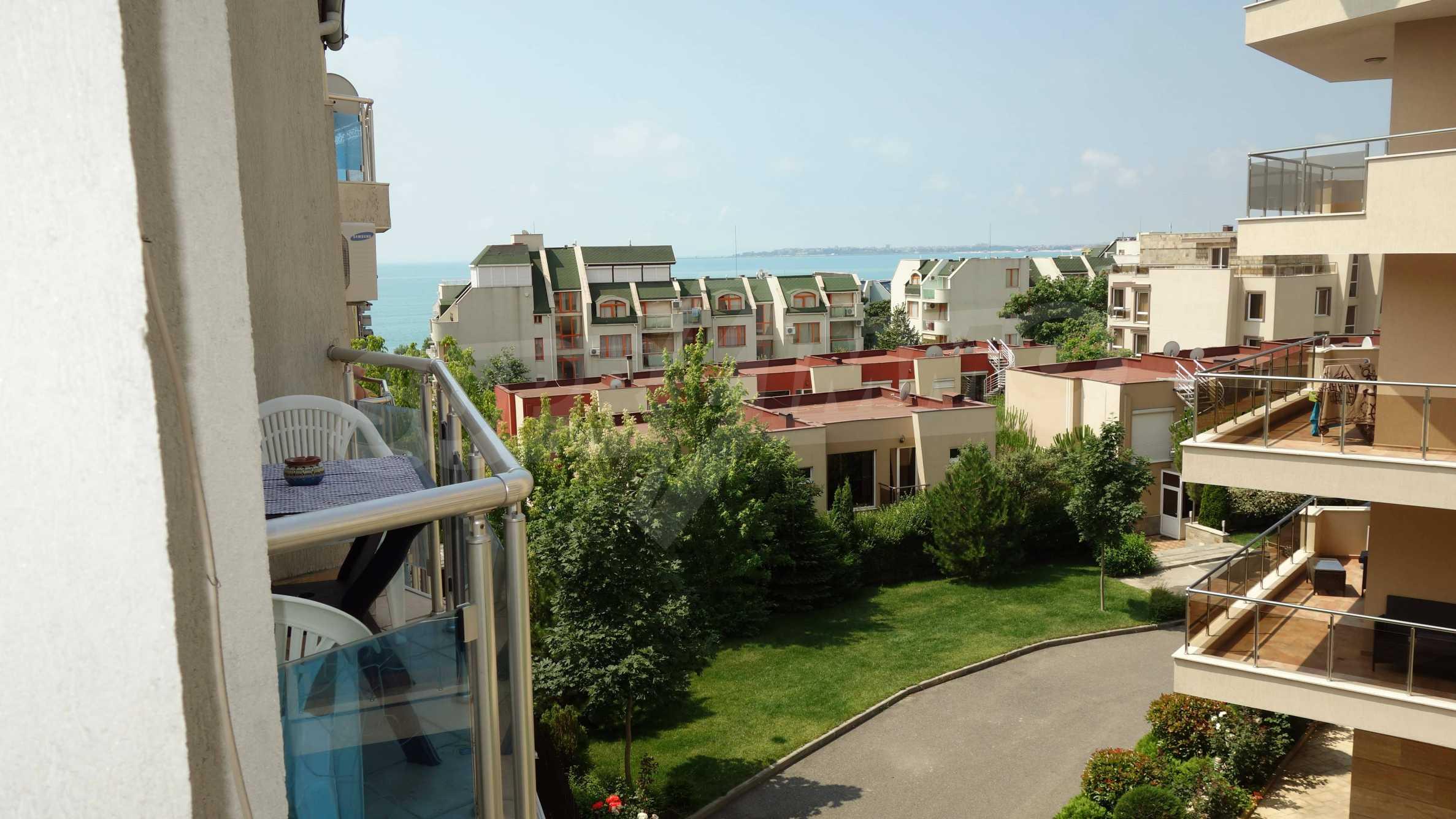 One-bedroom apartment in Starfish complex in Sveti Vlas 22