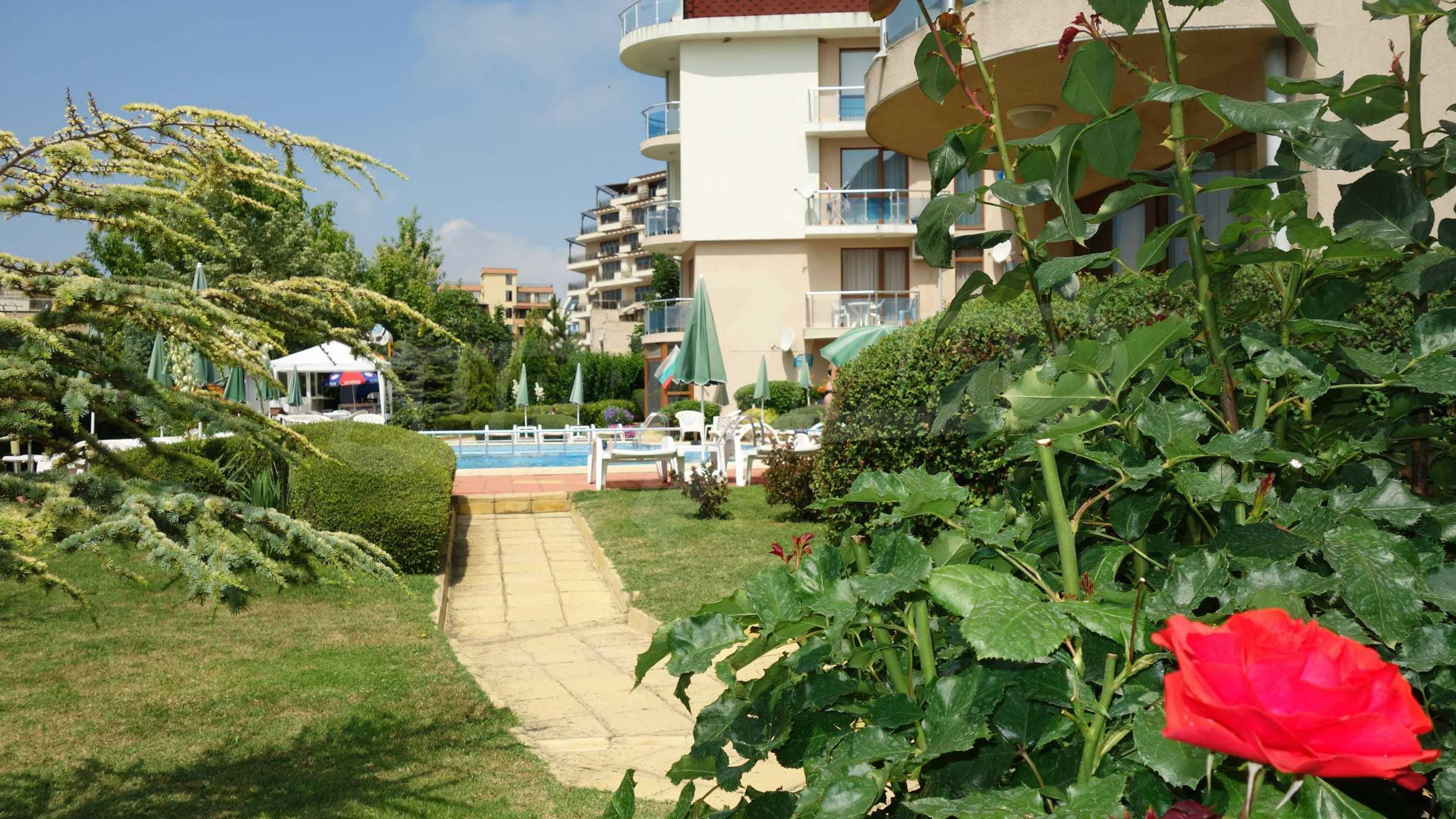 One-bedroom apartment in Starfish complex in Sveti Vlas 33