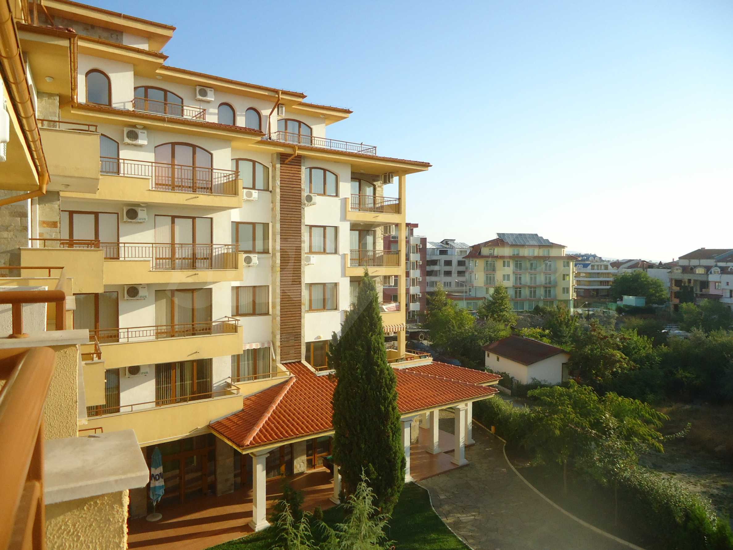 One bedroom apartment in Dream Holiday complex in Ravda 14