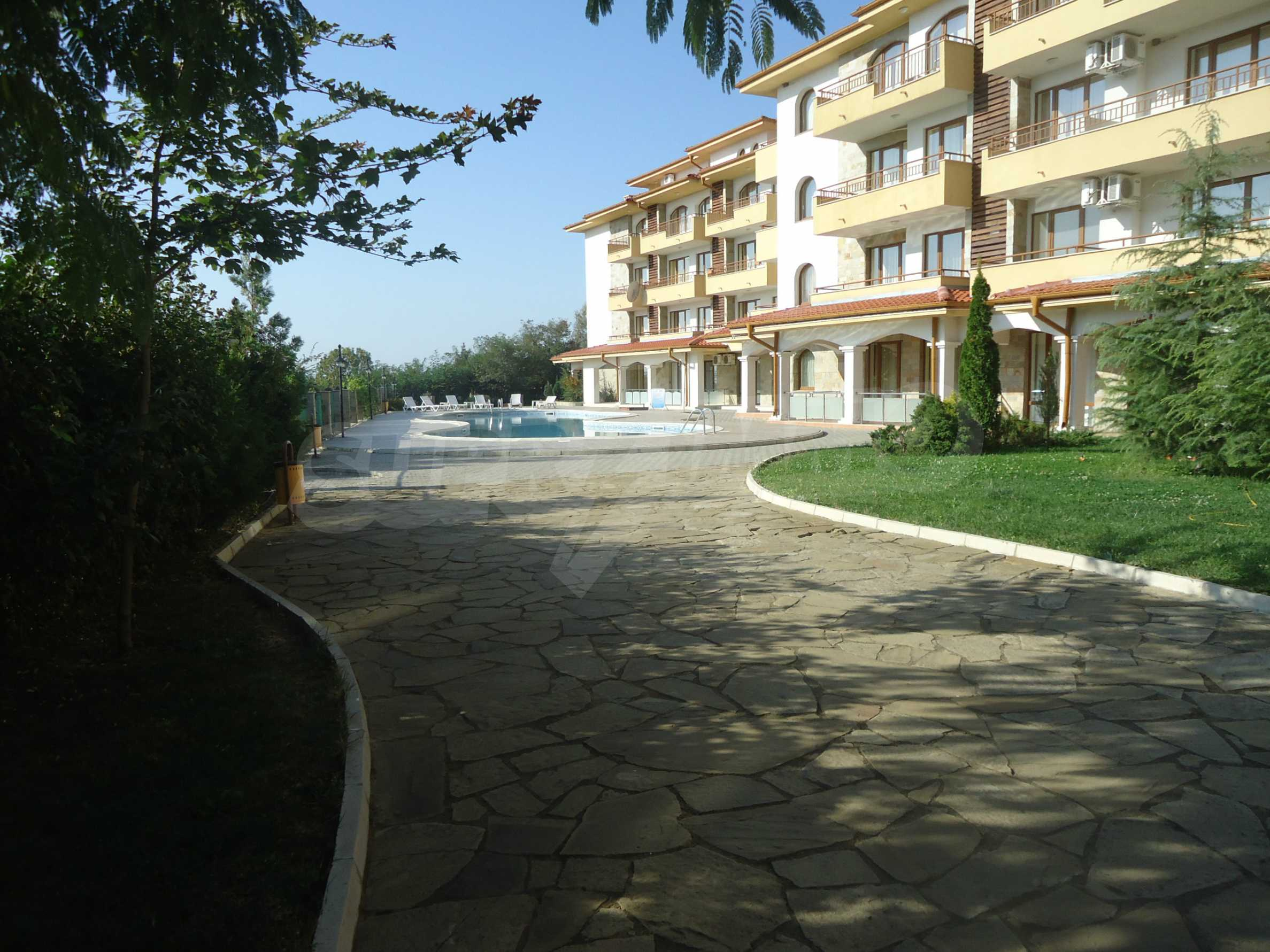 One bedroom apartment in Dream Holiday complex in Ravda 15