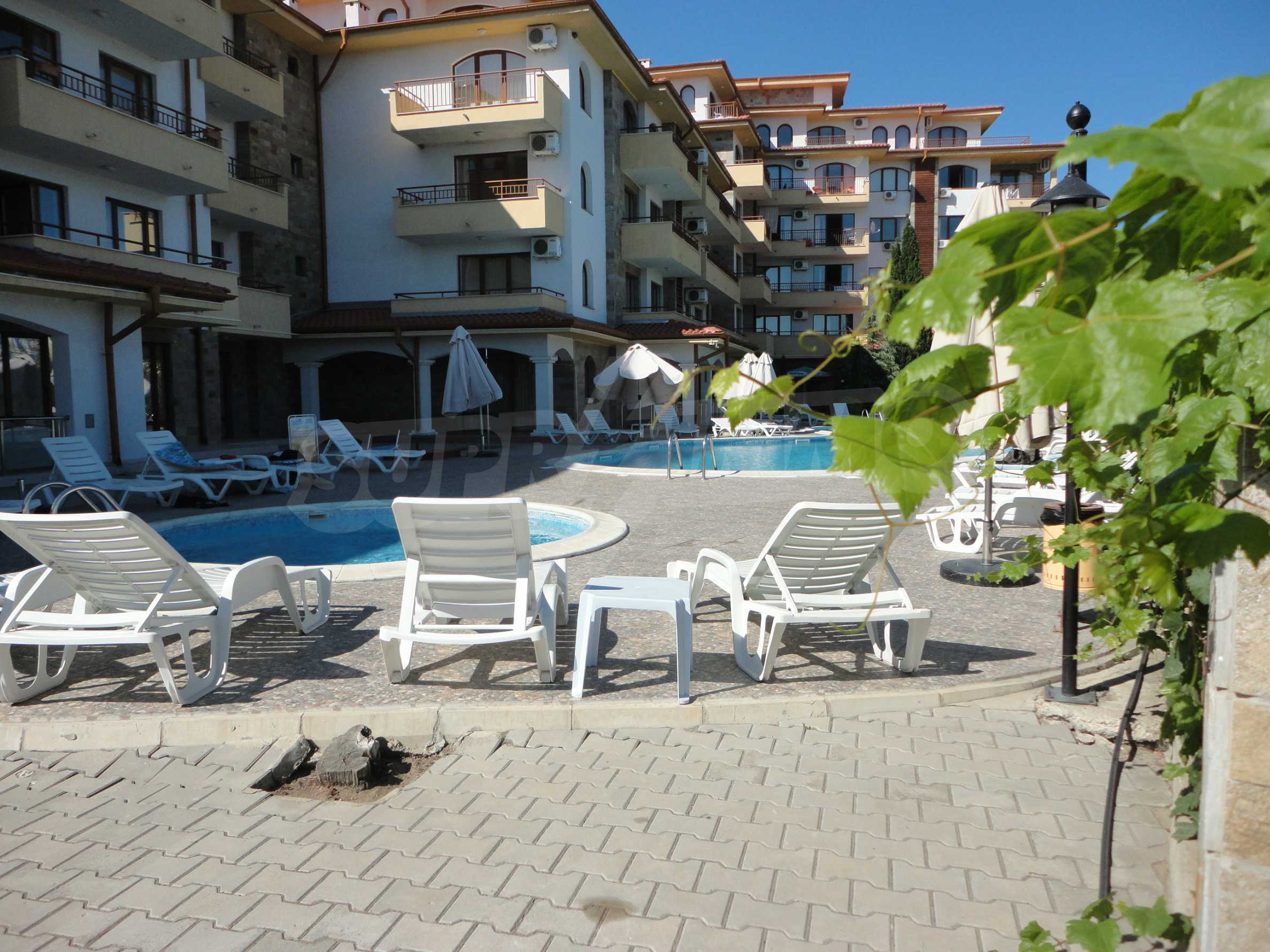 One bedroom apartment in Dream Holiday complex in Ravda 20
