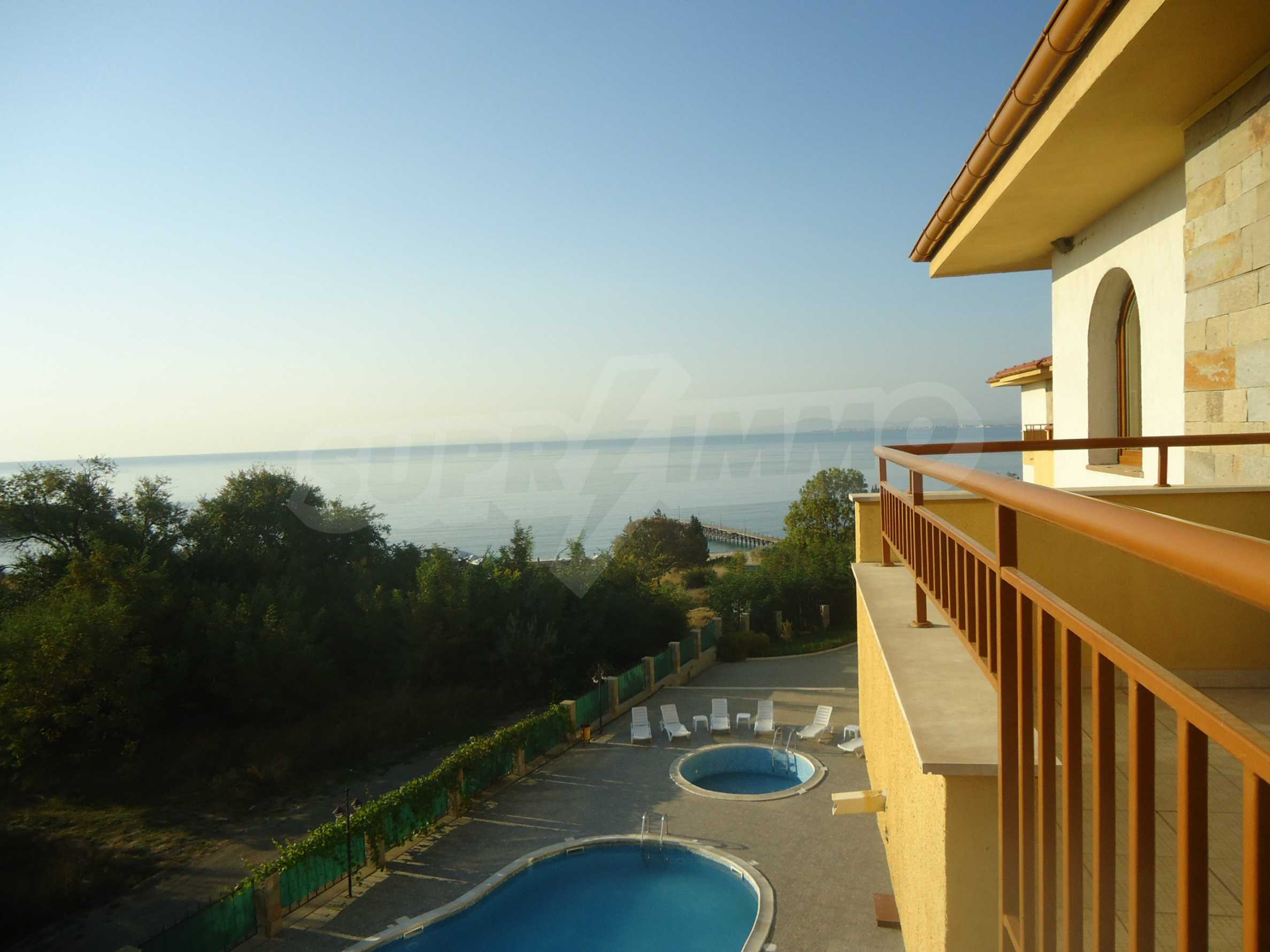 One bedroom apartment in Dream Holiday complex in Ravda 2
