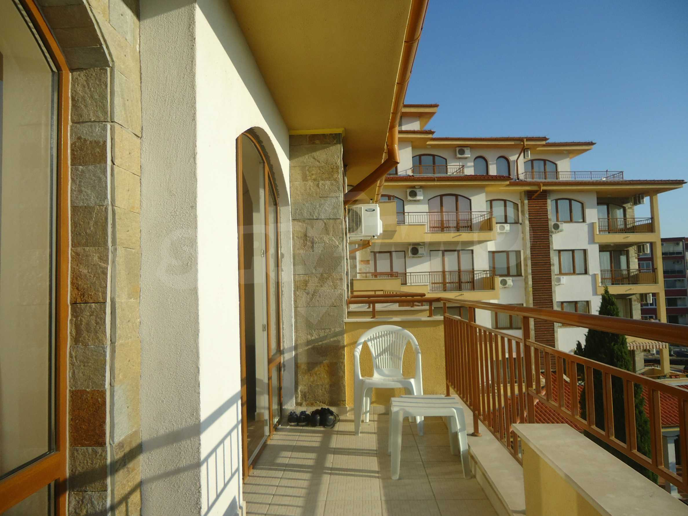 One bedroom apartment in Dream Holiday complex in Ravda 4