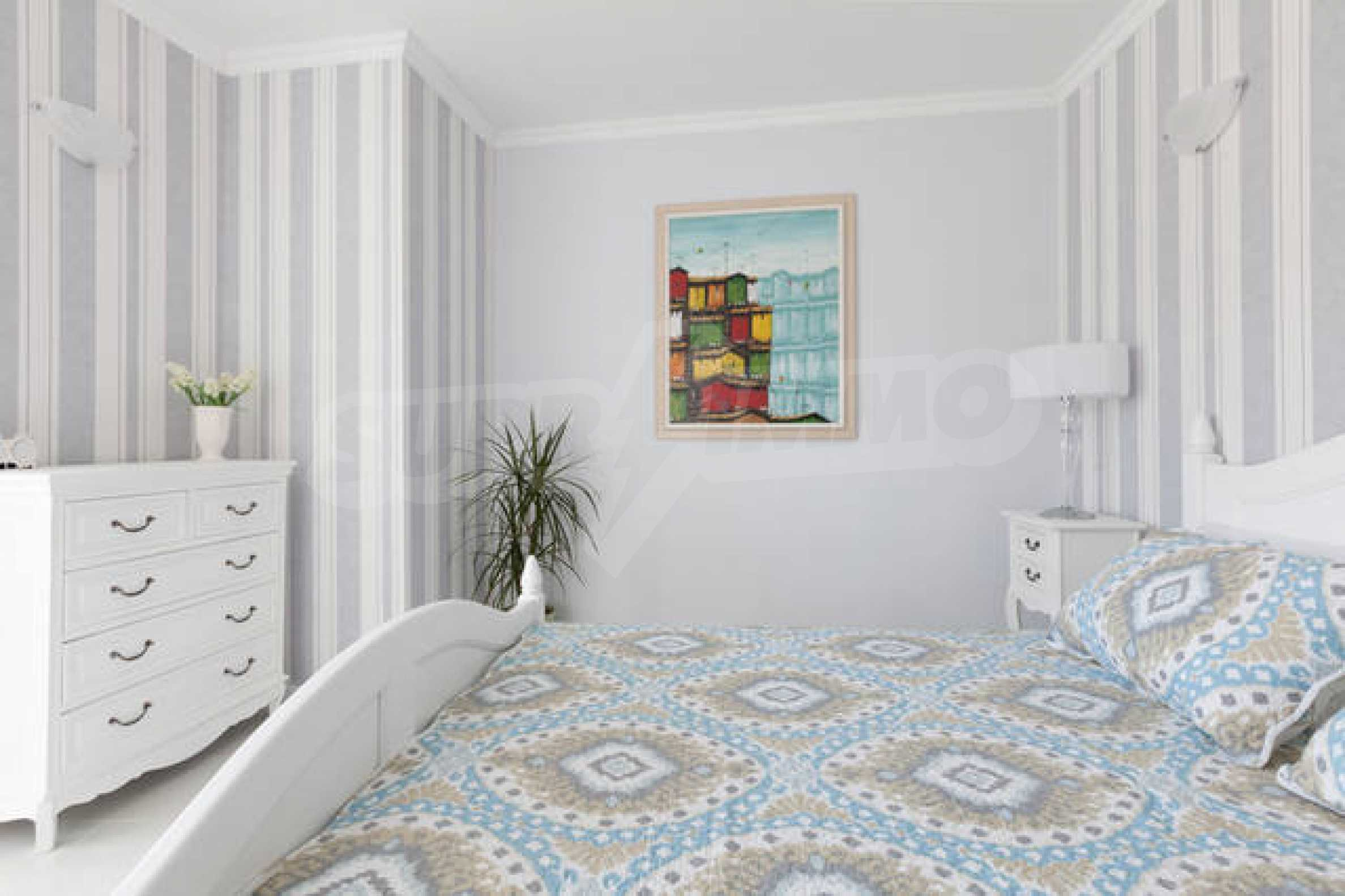 One-bedroom apartment in Chateau Sea Wind complex in Sveti Vlas 9