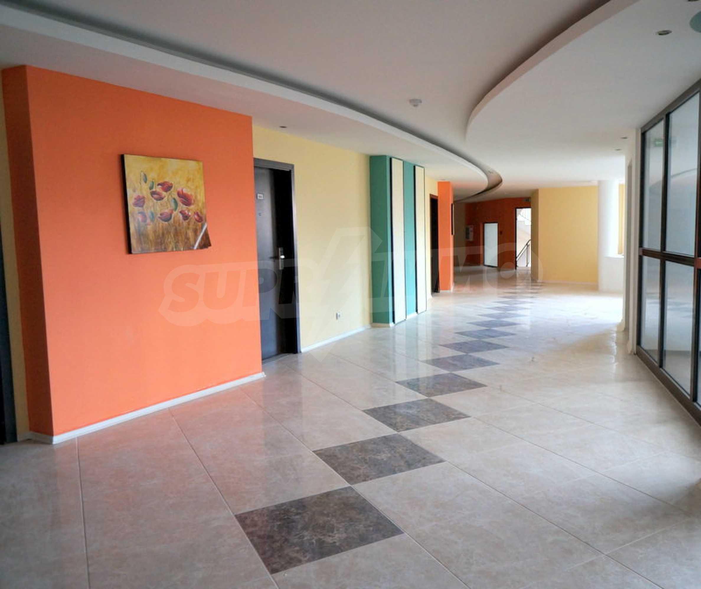 One-bedroom apartment in Chateau Sea Wind complex in Sveti Vlas 18